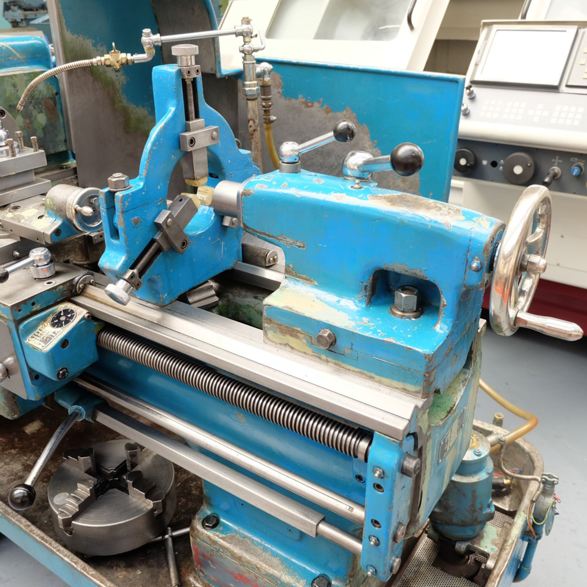 Dean Smith & Grace Type 13-1 Tool Room Centre Lathe. - Image 7 of 13