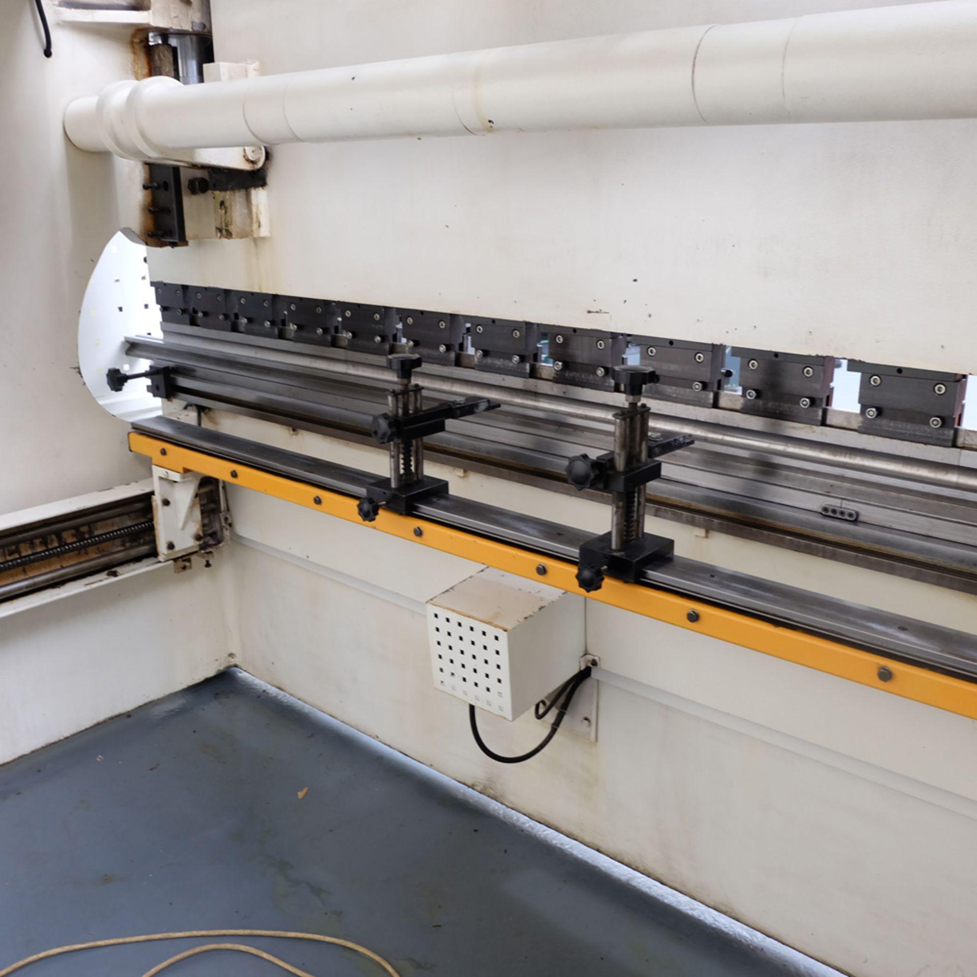Ermak AP3120 Hydraulic Downstroke Press Brake. Capacity 3100mm x 6mm. Bending Force 120 Ton. - Image 11 of 14
