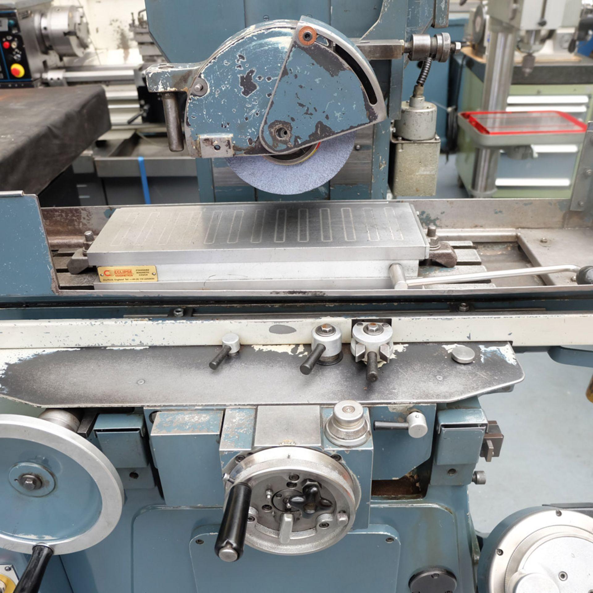 "Jones & Shipman 540L Tool Room Surface Grinder. Capacity 18"" x 6"". - Image 3 of 6"