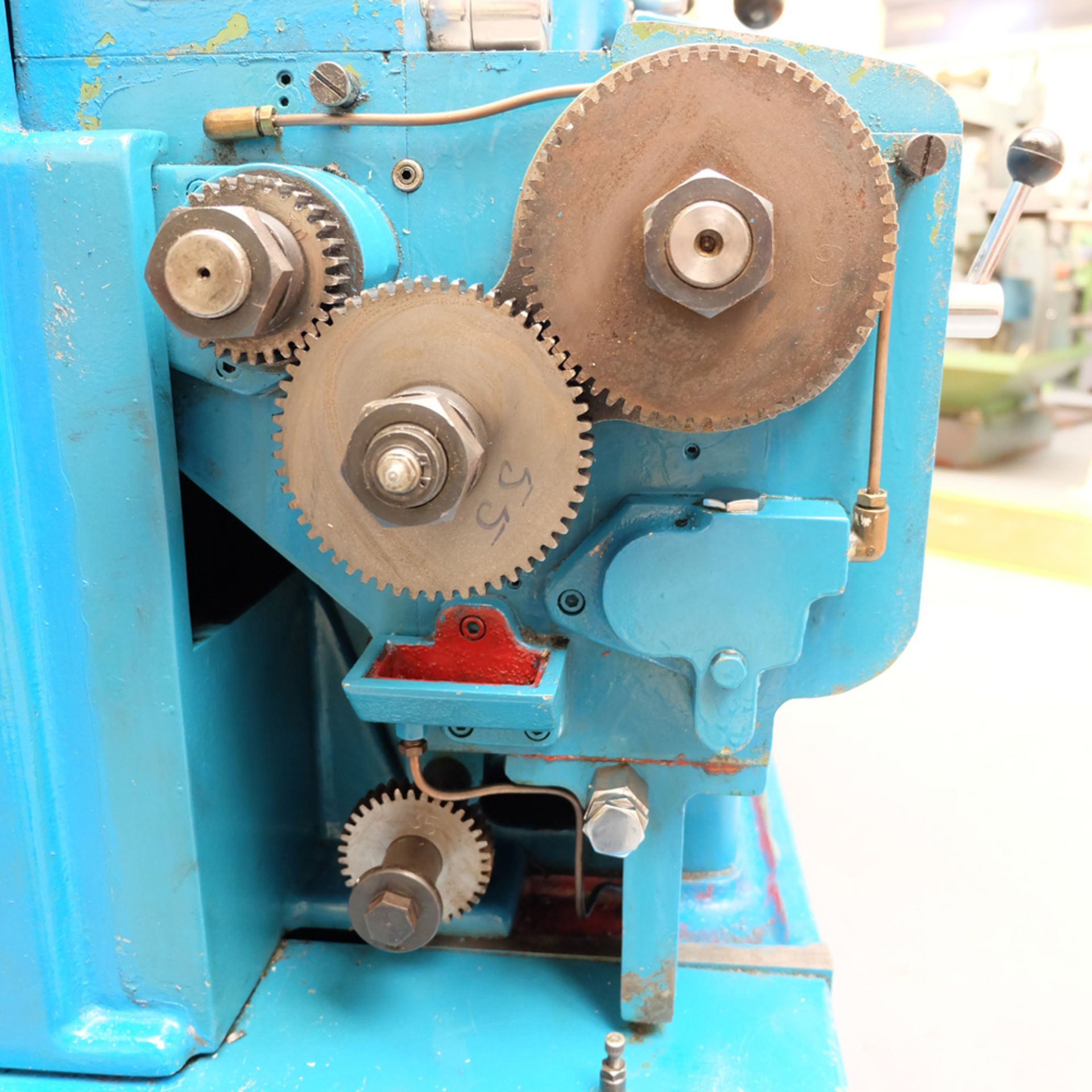 Dean Smith & Grace Type 13-1 Tool Room Centre Lathe. - Image 12 of 13
