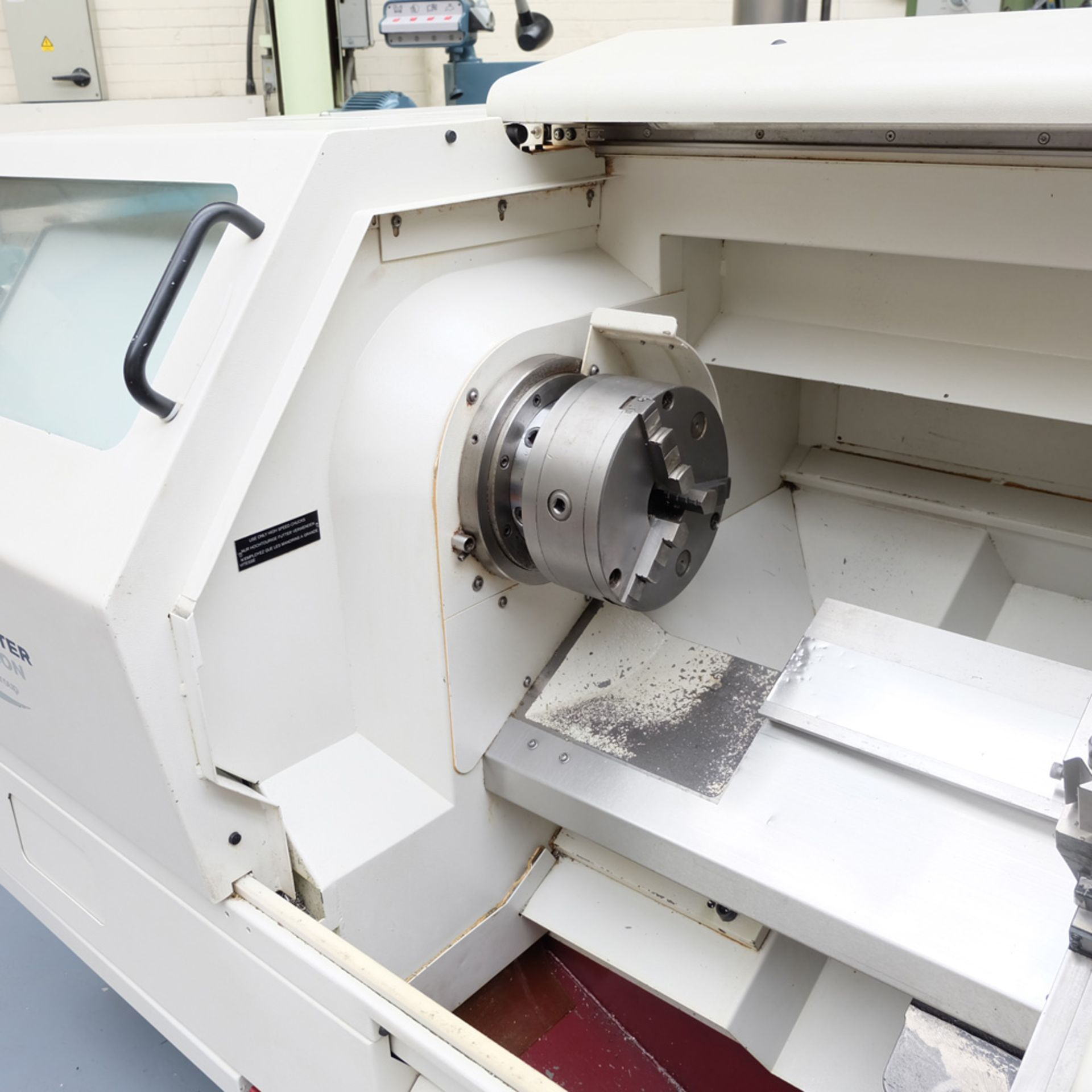 Harrison Alpha 1000 Series Model 1400U CNC Lathe. - Image 3 of 12