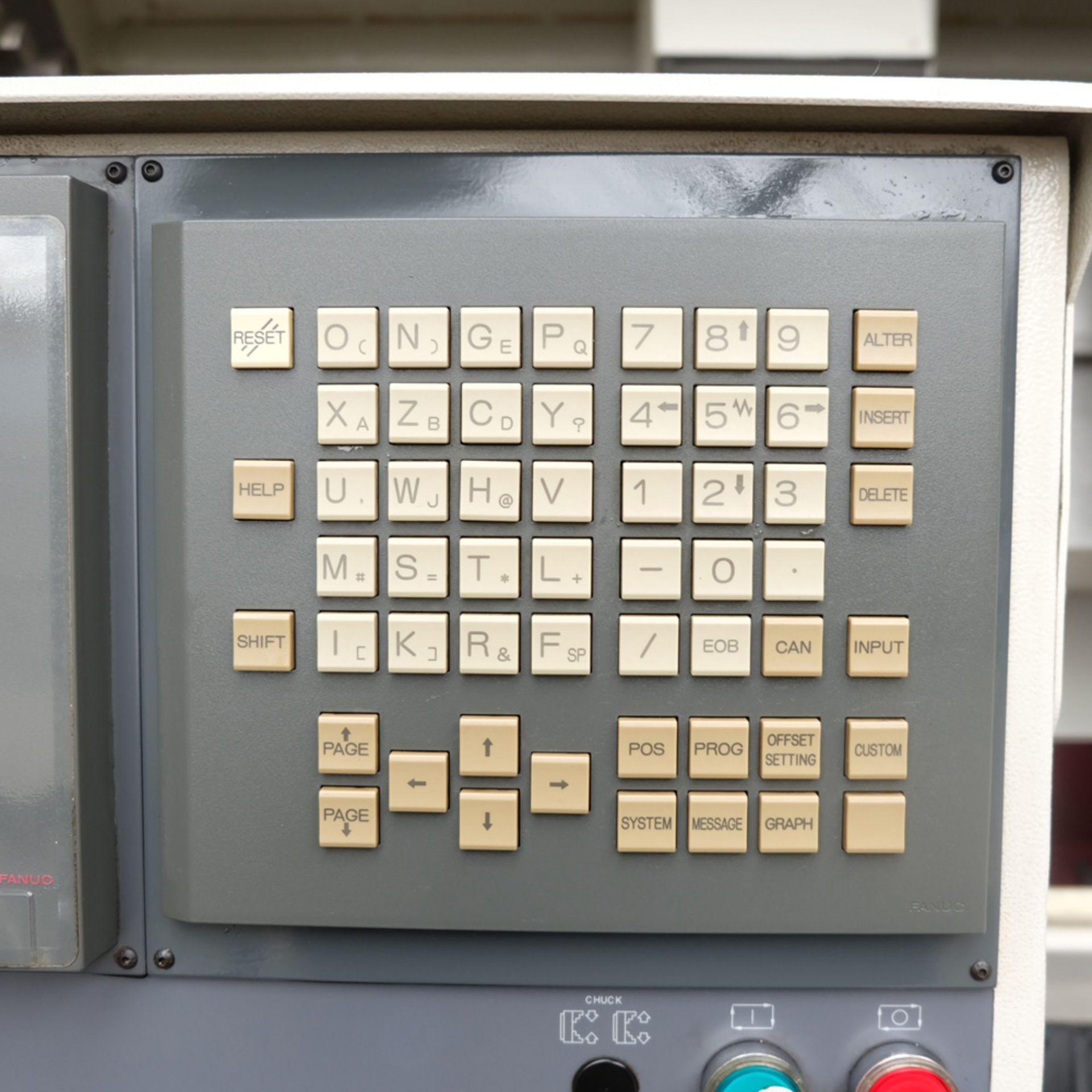 Harrison Alpha 1000 Series Model 1400U CNC Lathe. - Image 7 of 12