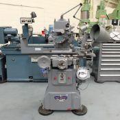"Jones & Shipman 540AP Surface Grinder. Capacity 18"" x 6""."