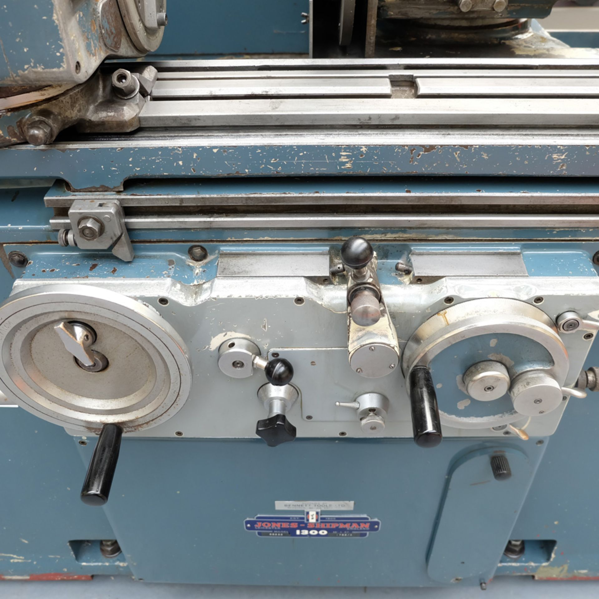 Jones & Shipman Type 1300 Cylindrical Grinder - Image 3 of 15