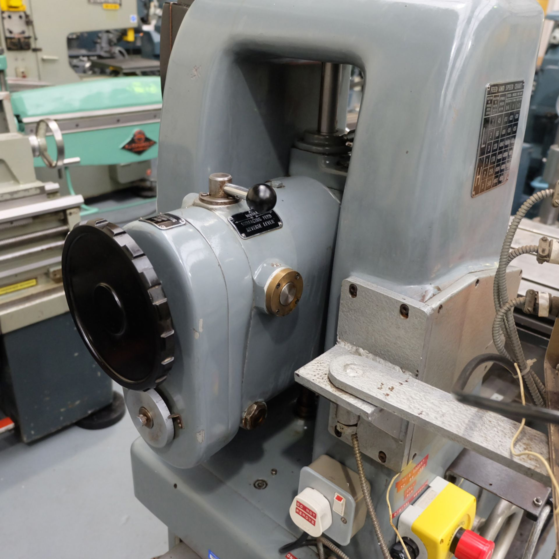 "Kearns S Type Facing Chuck Model Horizontal Boring Machine. Facing Chuck Capacity 8"". - Image 11 of 18"