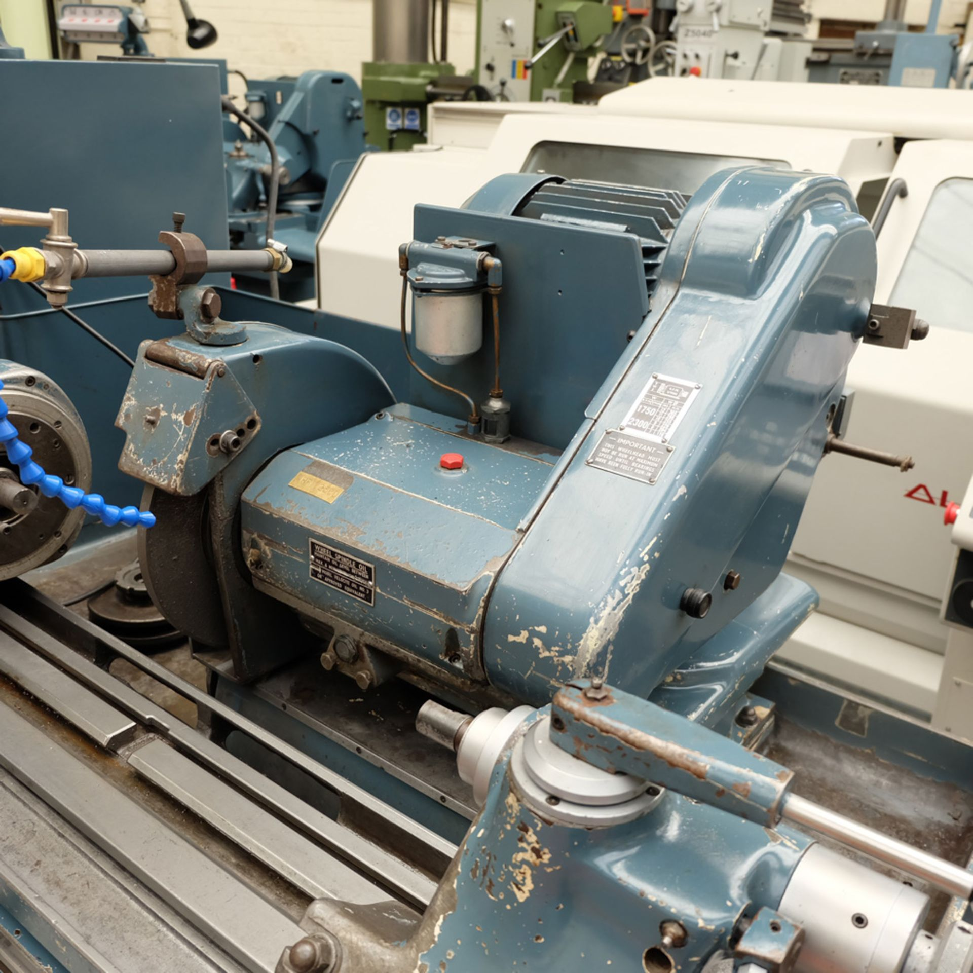 Jones & Shipman Type 1300 Cylindrical Grinder - Image 7 of 15