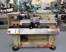 """Harrison M250 Tool Room Centre Lathe. Swing Over Bed 13"""". Distance Between Centres 30""""."""