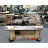 "Harrison M250 Tool Room Centre Lathe. Swing Over Bed 13"". Distance Between Centres 30""."