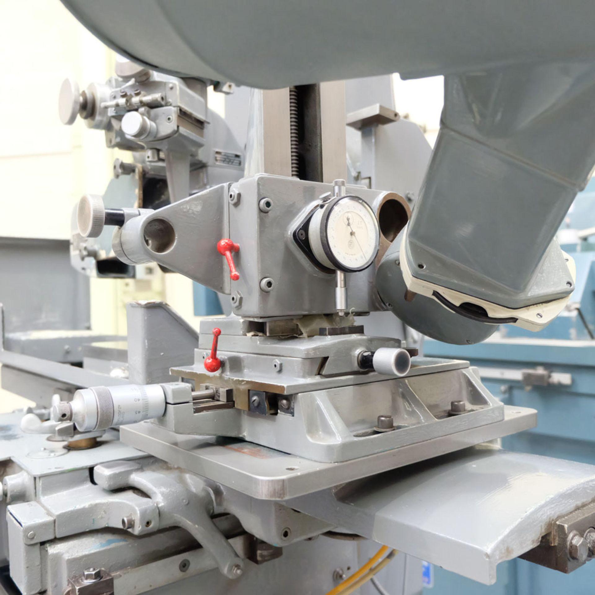 "Jones & Shipman 540AP Surface Grinder. Capacity 18"" x 6"". - Image 6 of 10"