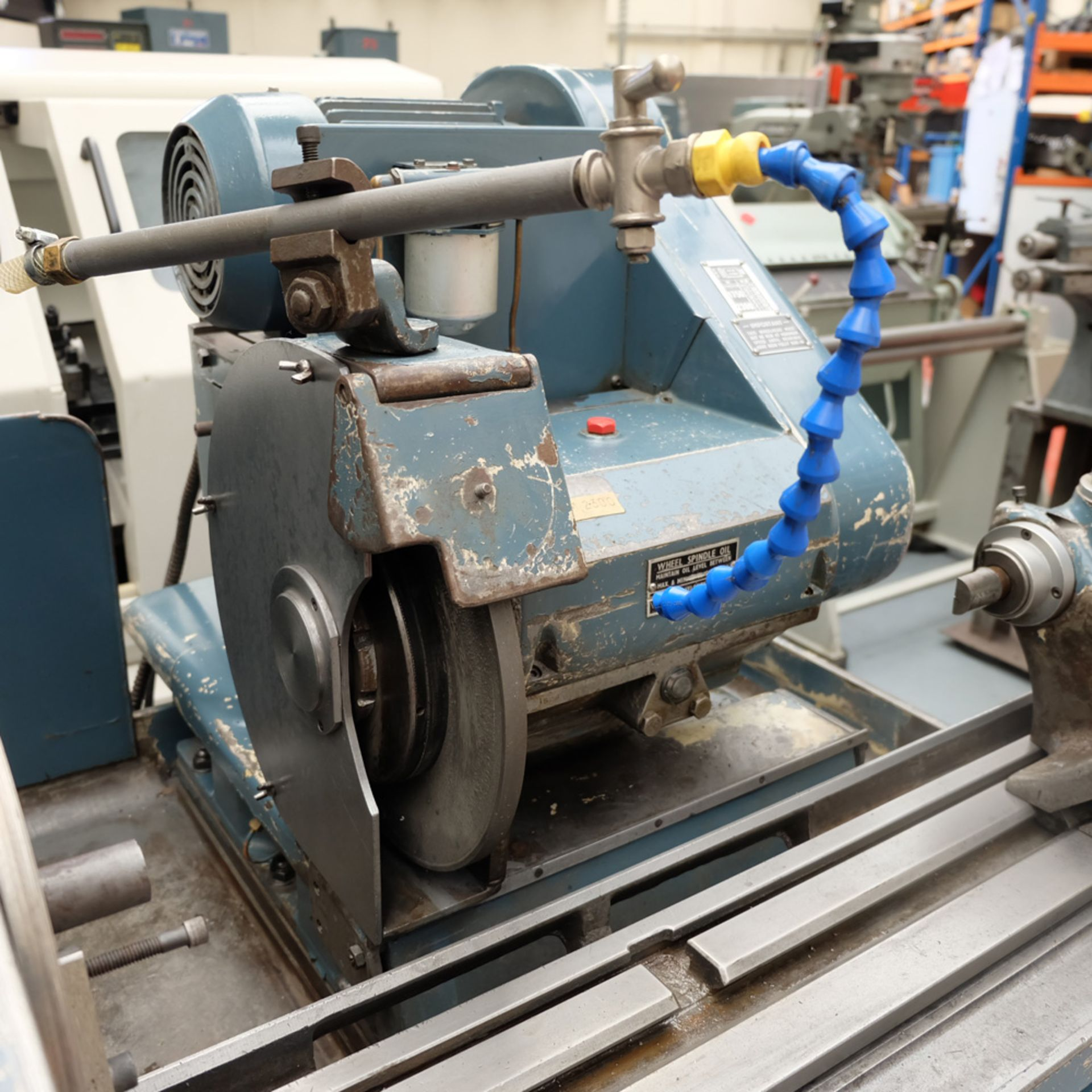 Jones & Shipman Type 1300 Cylindrical Grinder - Image 5 of 15