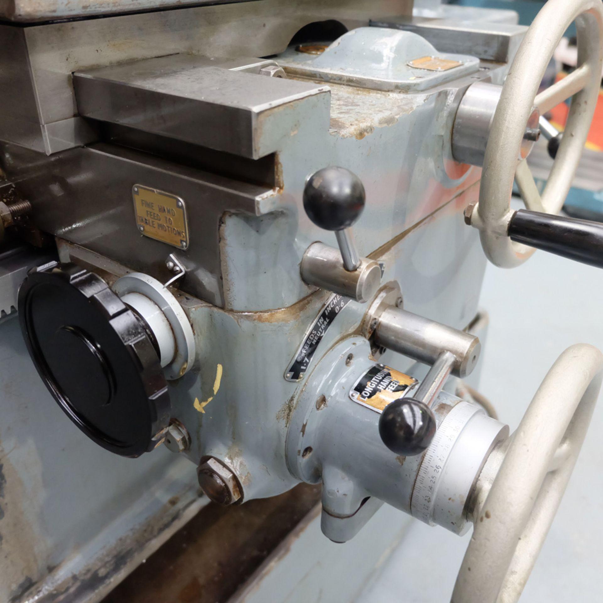 "Kearns S Type Facing Chuck Model Horizontal Boring Machine. Facing Chuck Capacity 8"". - Image 7 of 18"