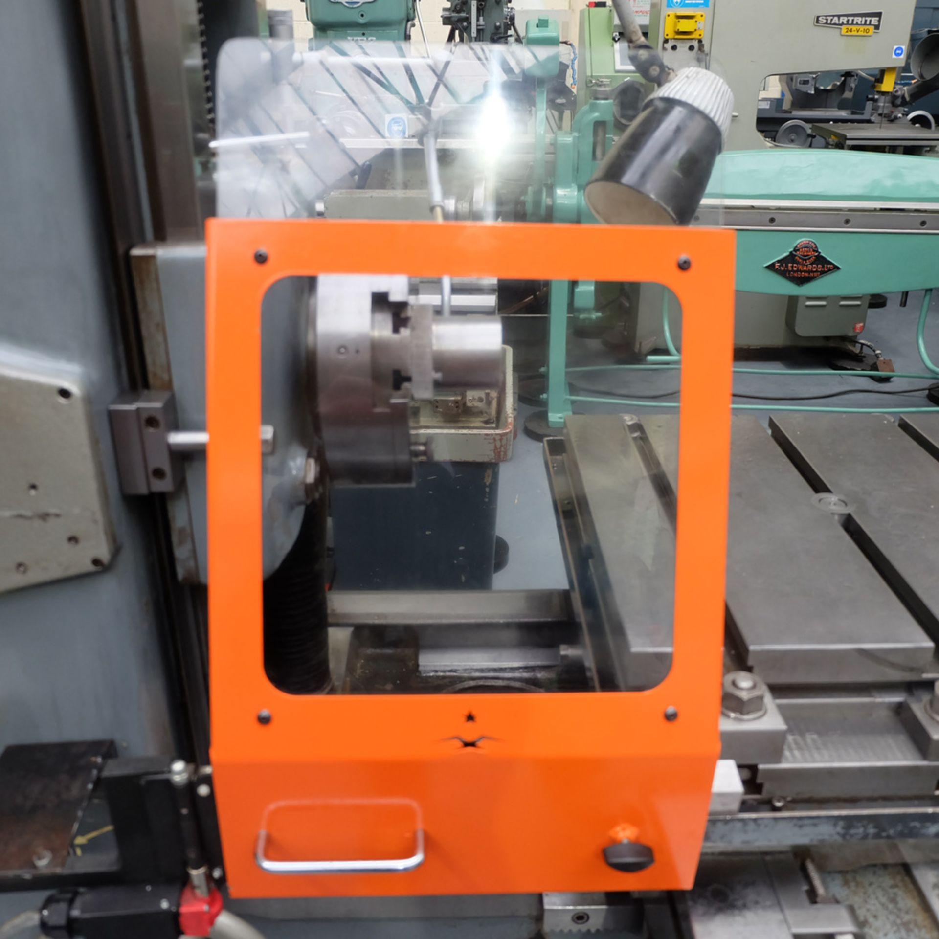 "Kearns S Type Facing Chuck Model Horizontal Boring Machine. Facing Chuck Capacity 8"". - Image 18 of 18"