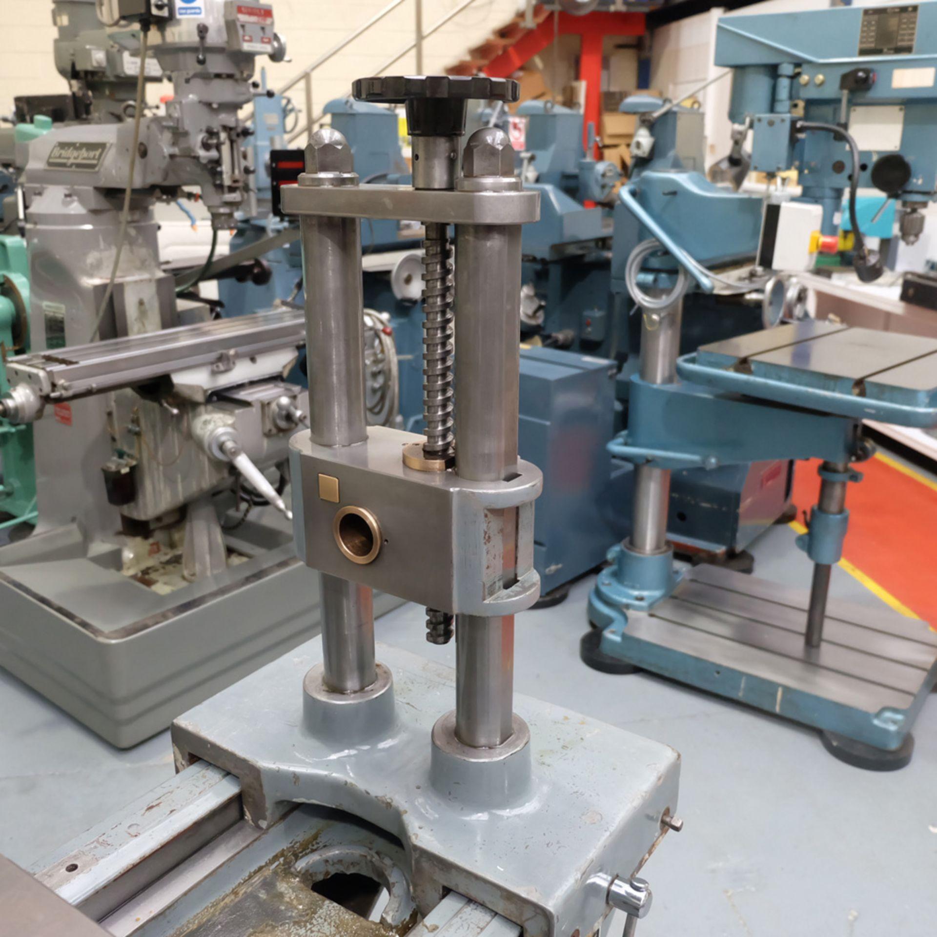 "Kearns S Type Facing Chuck Model Horizontal Boring Machine. Facing Chuck Capacity 8"". - Image 14 of 18"