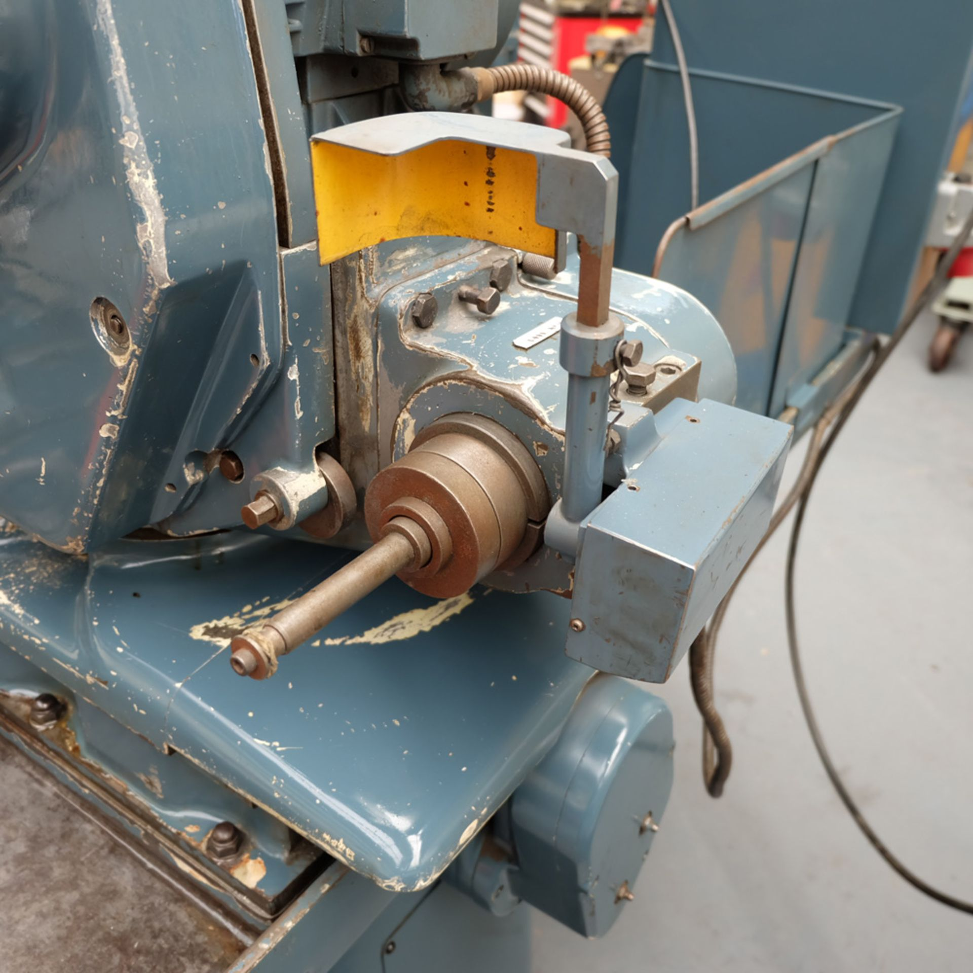 Jones & Shipman Type 1300 Cylindrical Grinder - Image 9 of 15