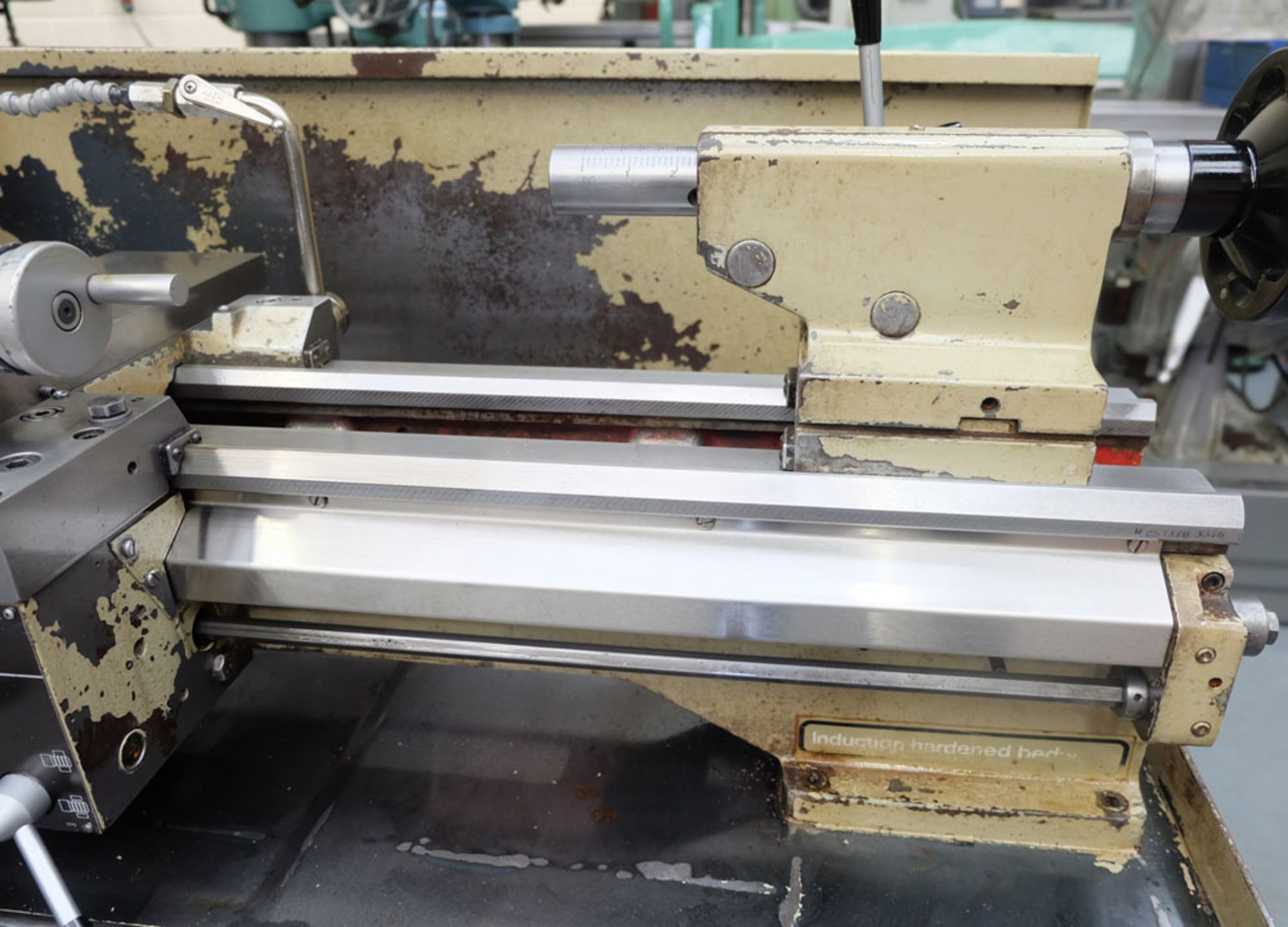 """Harrison M250 Tool Room Centre Lathe. Swing Over Bed 13"""". Distance Between Centres 30"""". - Image 6 of 14"""