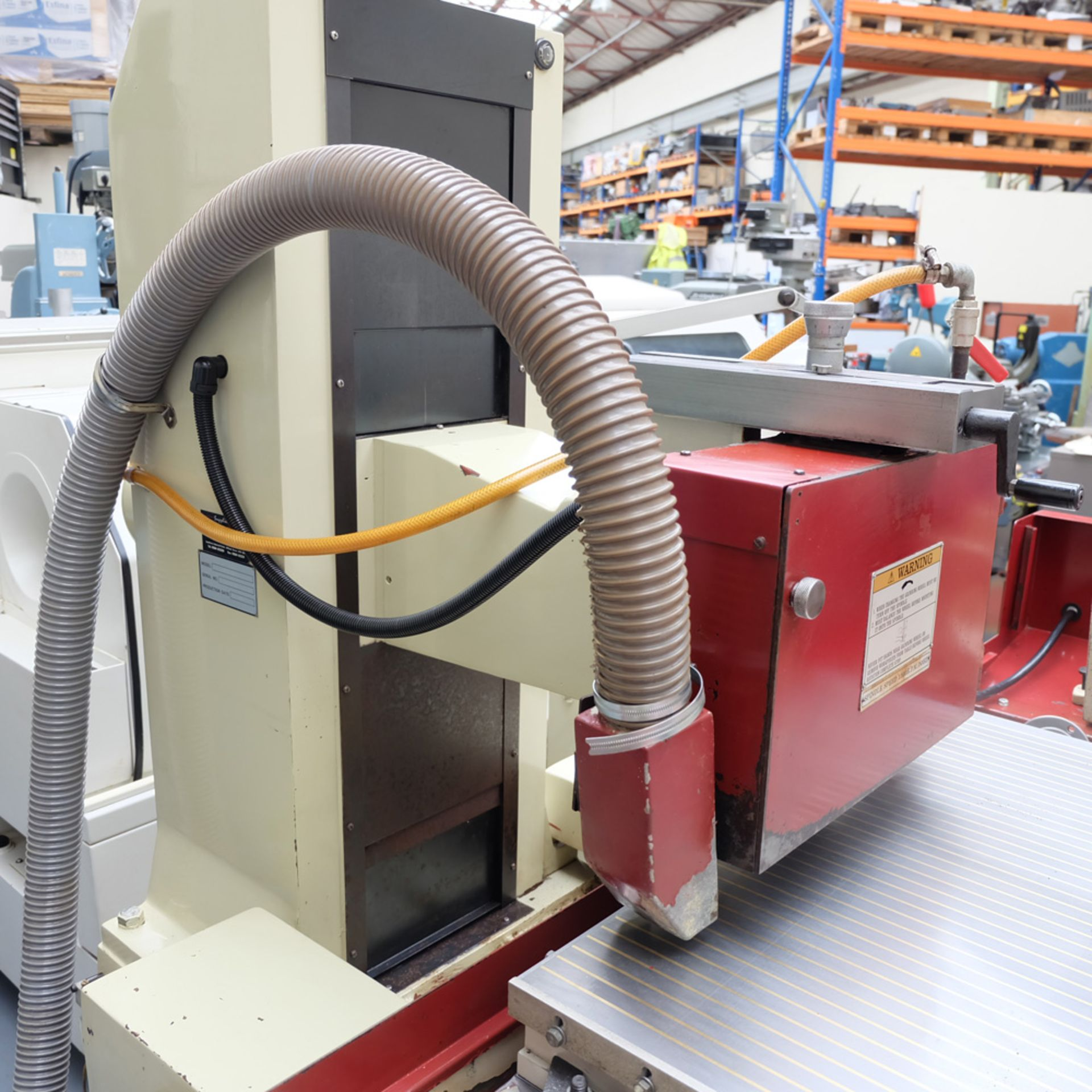 """XYZ Type 1632 Tool Room Surface Grinding Machine. Capacity 32"""" x 16"""". 32"""" x 16"""" Magnetic Chuck. - Image 10 of 17"""