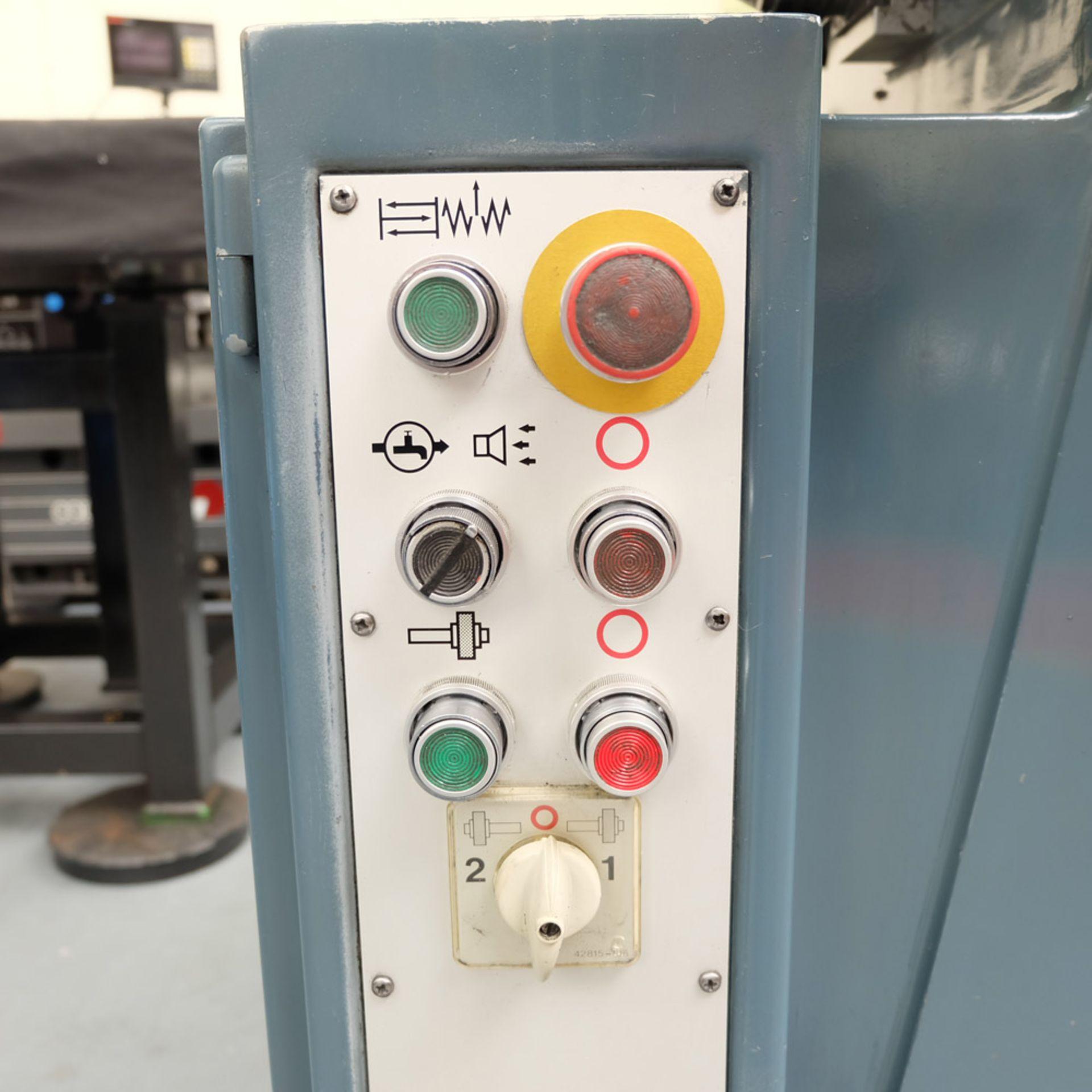 "Jones & Shipman 540L Tool Room Surface Grinder. Capacity 18"" x 6"". - Image 5 of 6"