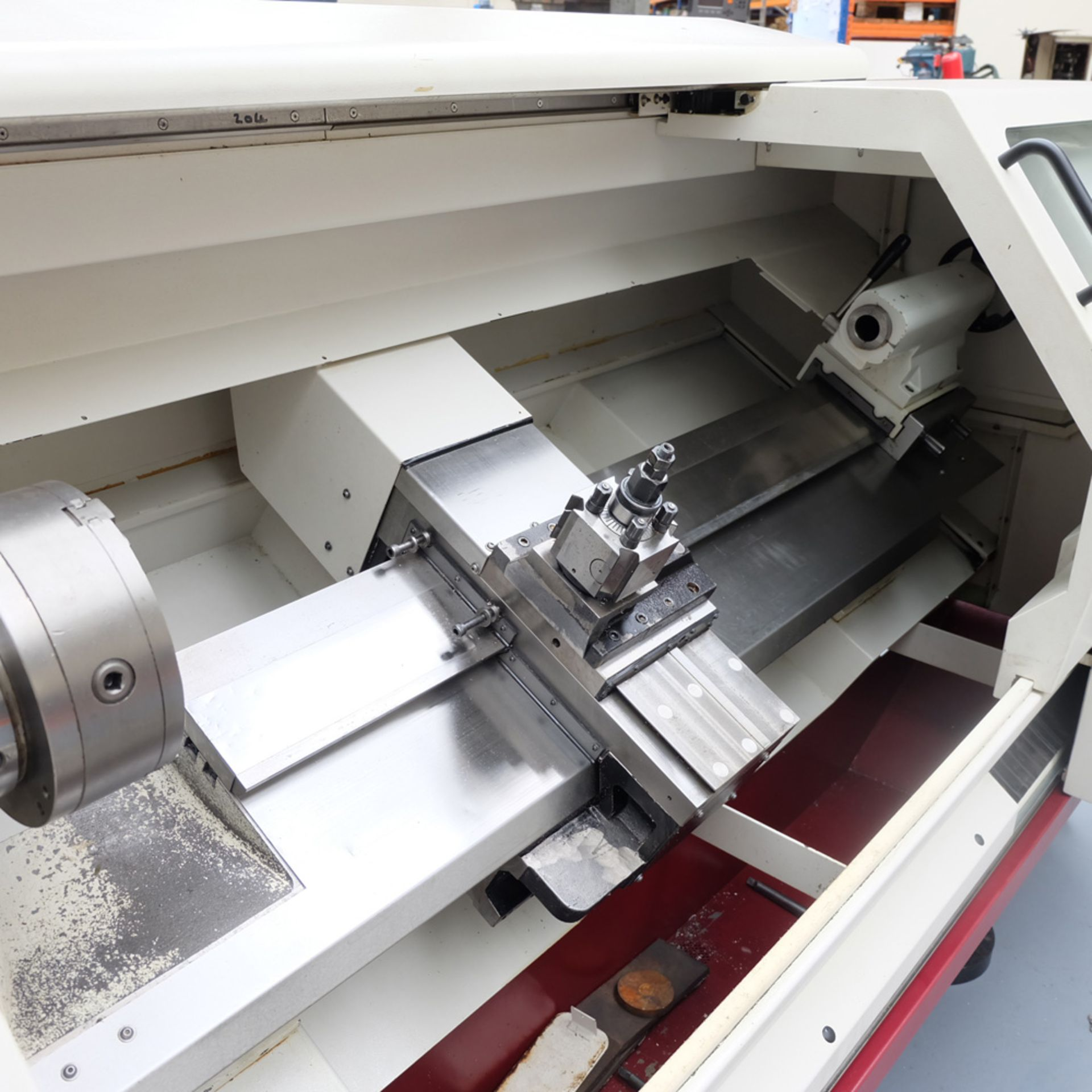 Harrison Alpha 1000 Series Model 1400U CNC Lathe. - Image 4 of 12