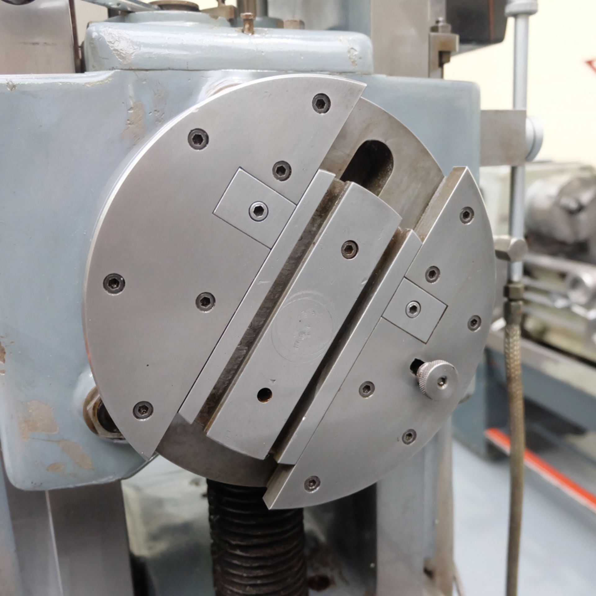 "Kearns S Type Facing Chuck Model Horizontal Boring Machine. Facing Chuck Capacity 8"". - Image 3 of 18"