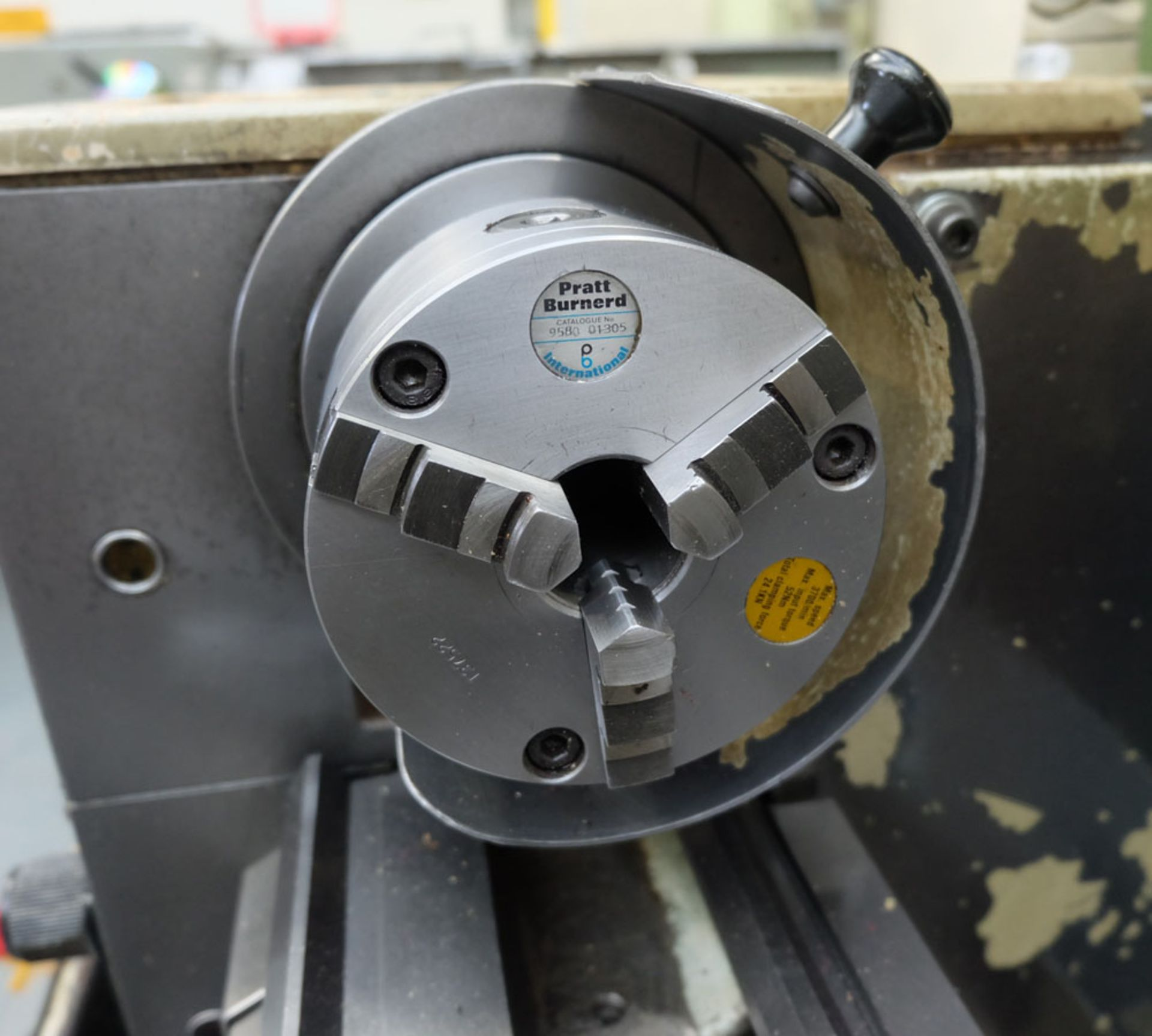 """Harrison M250 Tool Room Centre Lathe. Swing Over Bed 13"""". Distance Between Centres 30"""". - Image 14 of 14"""