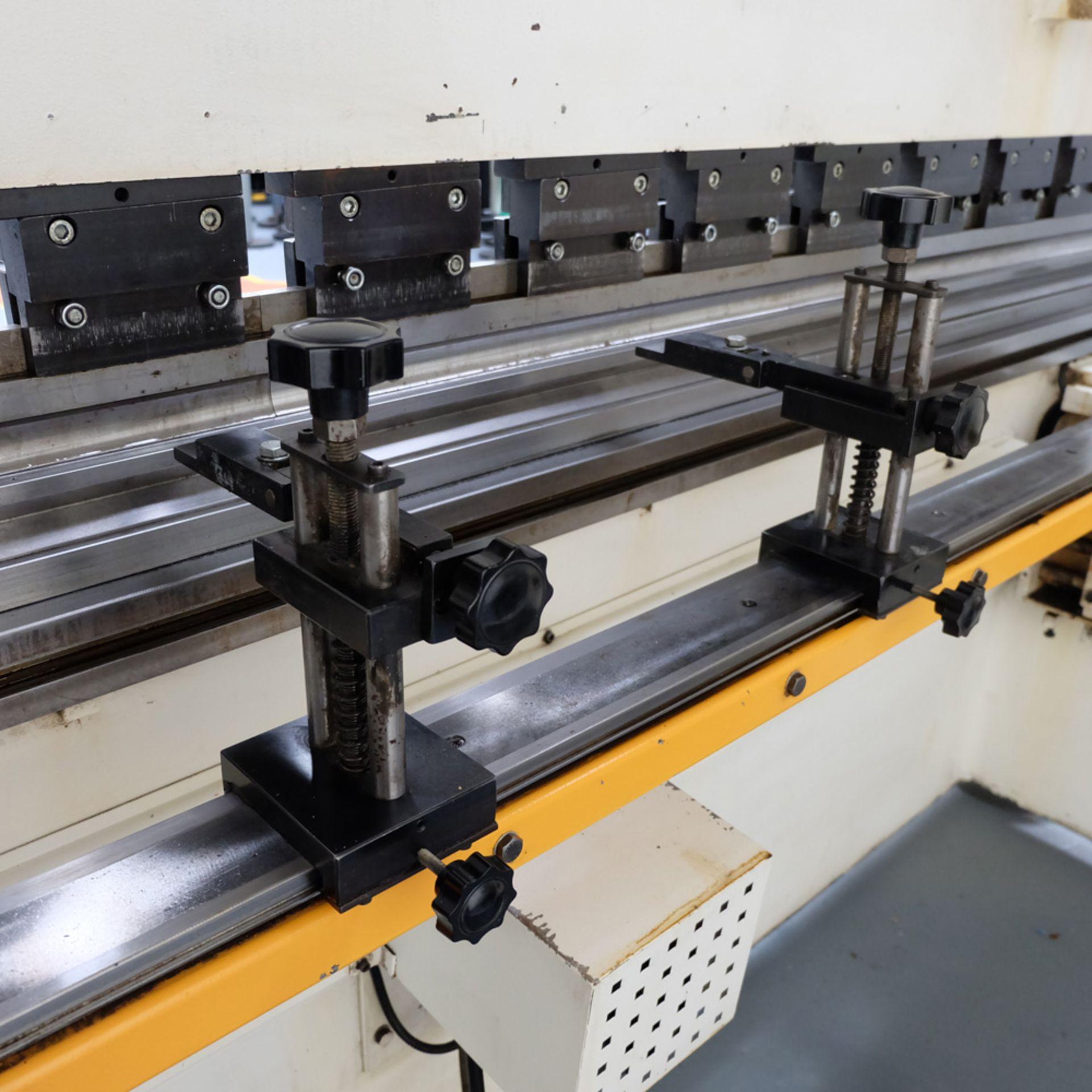 Ermak AP3120 Hydraulic Downstroke Press Brake. Capacity 3100mm x 6mm. Bending Force 120 Ton. - Image 13 of 14