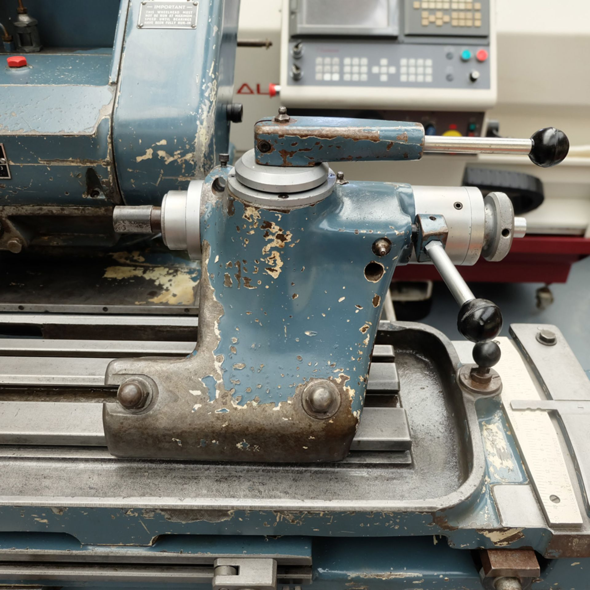 Jones & Shipman Type 1300 Cylindrical Grinder - Image 6 of 15