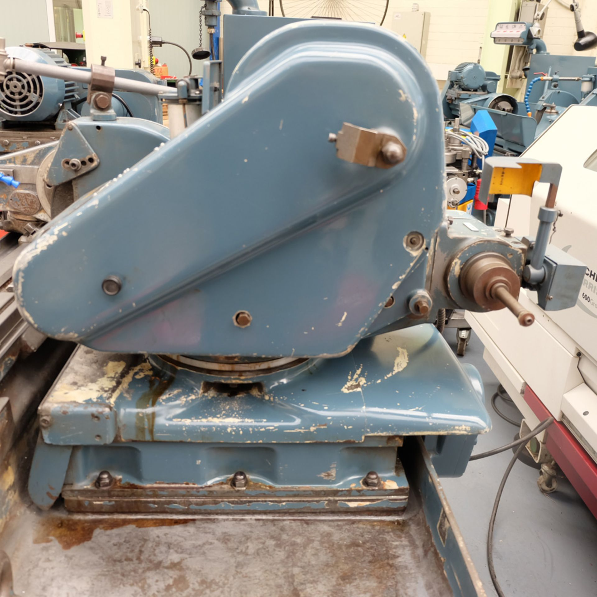 Jones & Shipman Type 1300 Cylindrical Grinder - Image 8 of 15