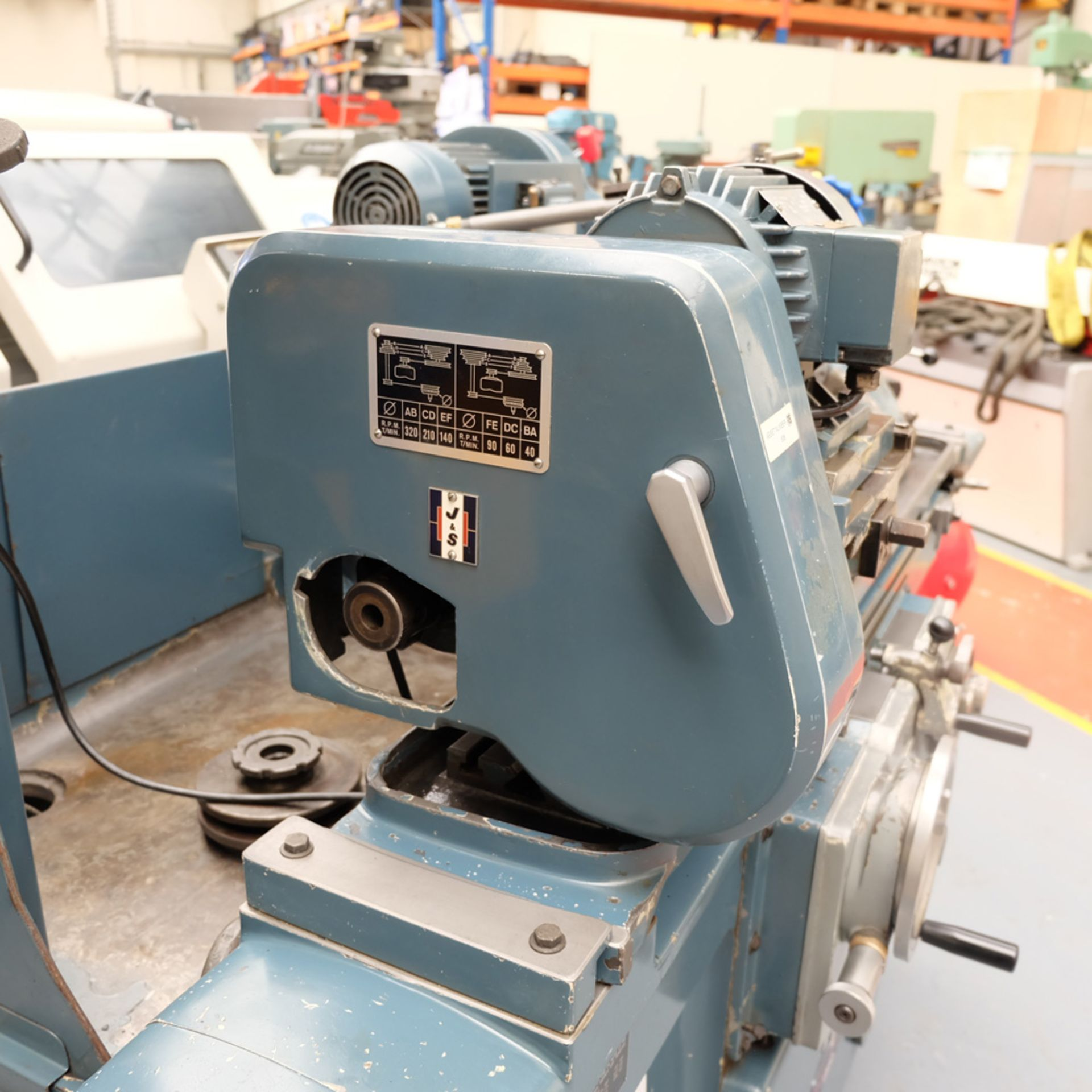 Jones & Shipman Type 1300 Cylindrical Grinder - Image 10 of 15