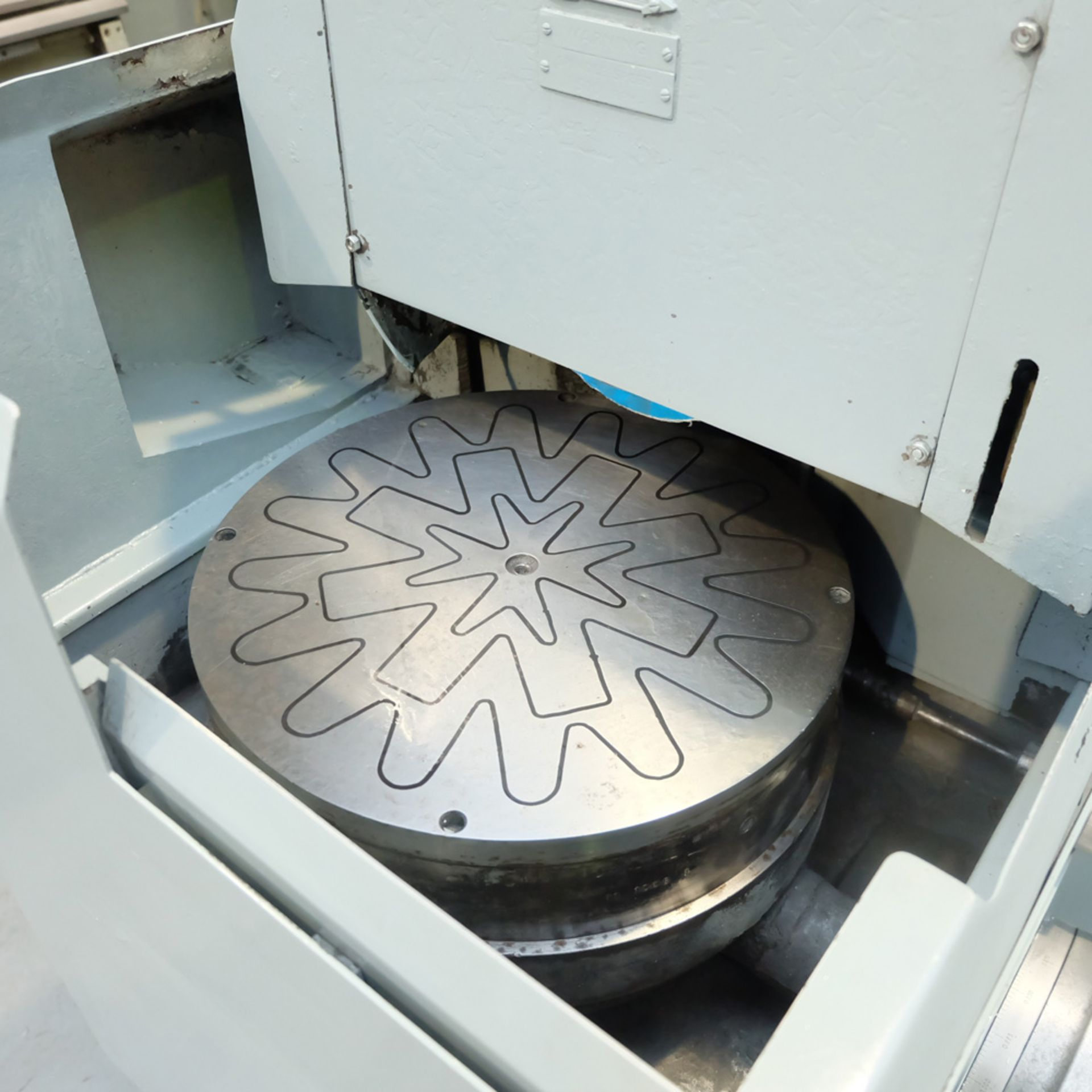 Snow Model RT 400 Ring Grinder. Table Size 400mm Diameter.Max Height Under Wheel 200mm. - Image 3 of 10