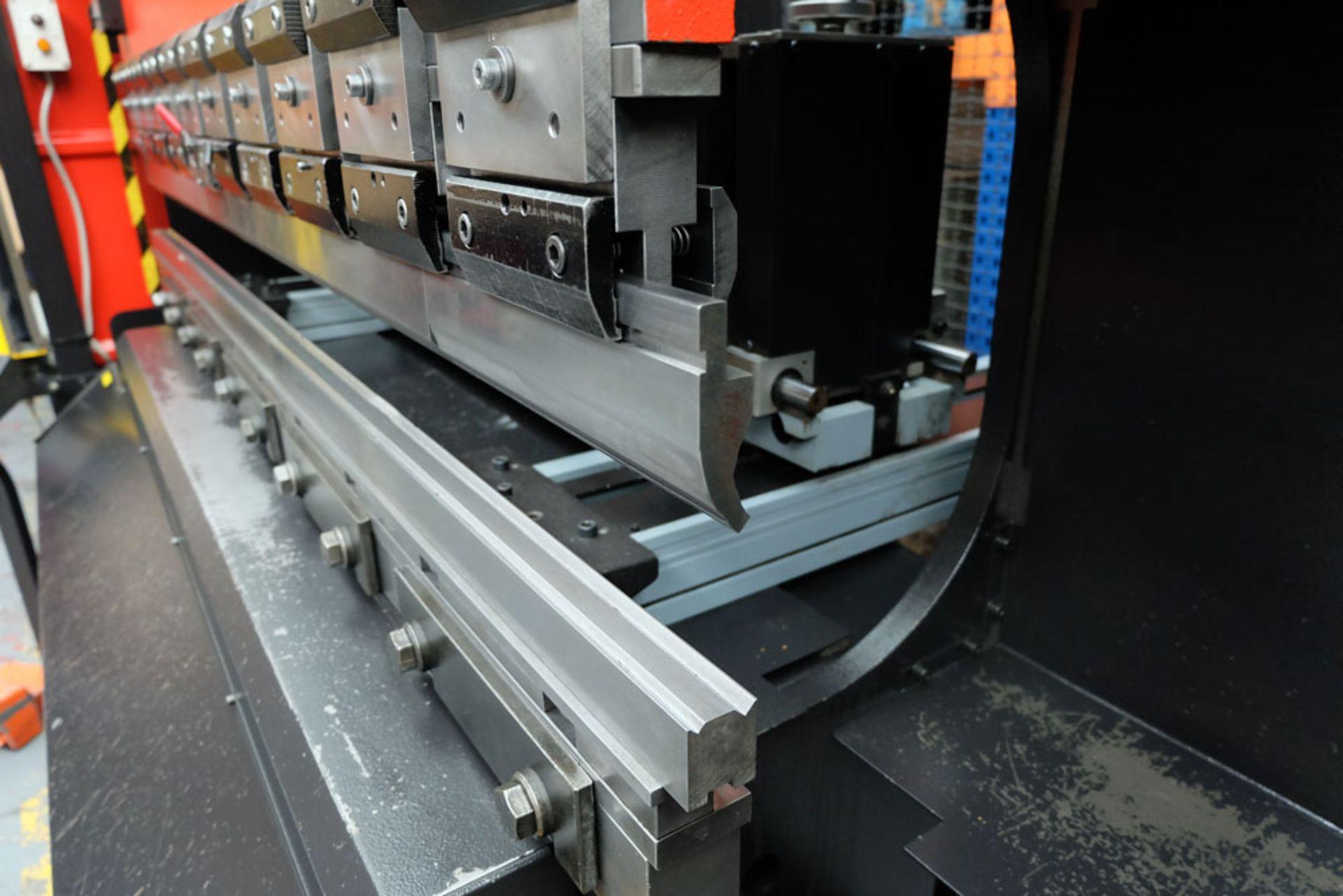 Amada ITS2 50-20 Press Brake. Capacity 2000mm x 50 Ton. - Image 9 of 17