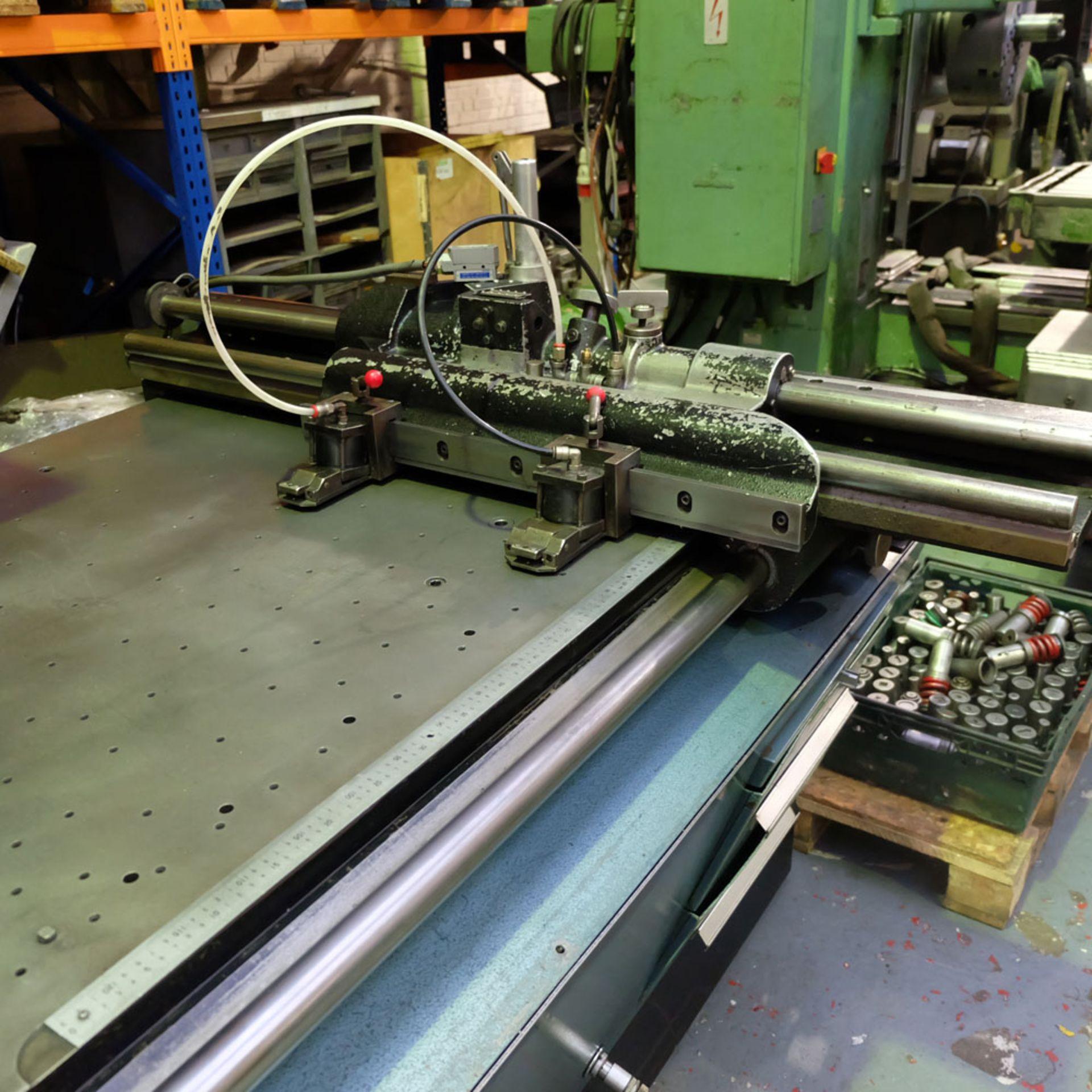 Amada D-750 Duplicator Punching Machine. - Image 7 of 18