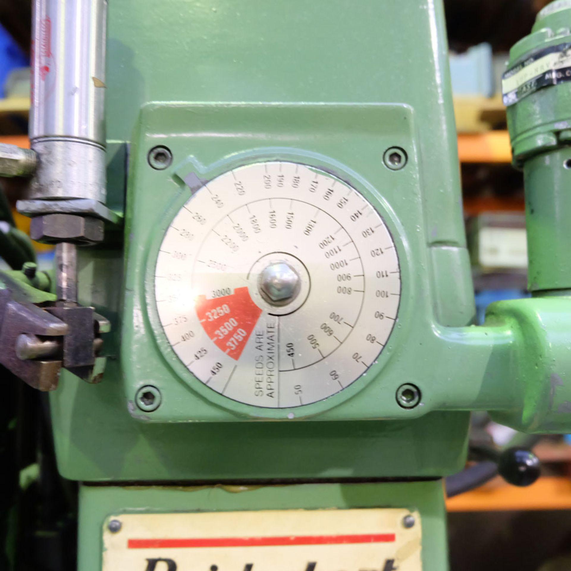 Bridgeport Series 1 MDI. CNC Mill with Heidenhain TNC131 3 Axis Control. - Image 10 of 14
