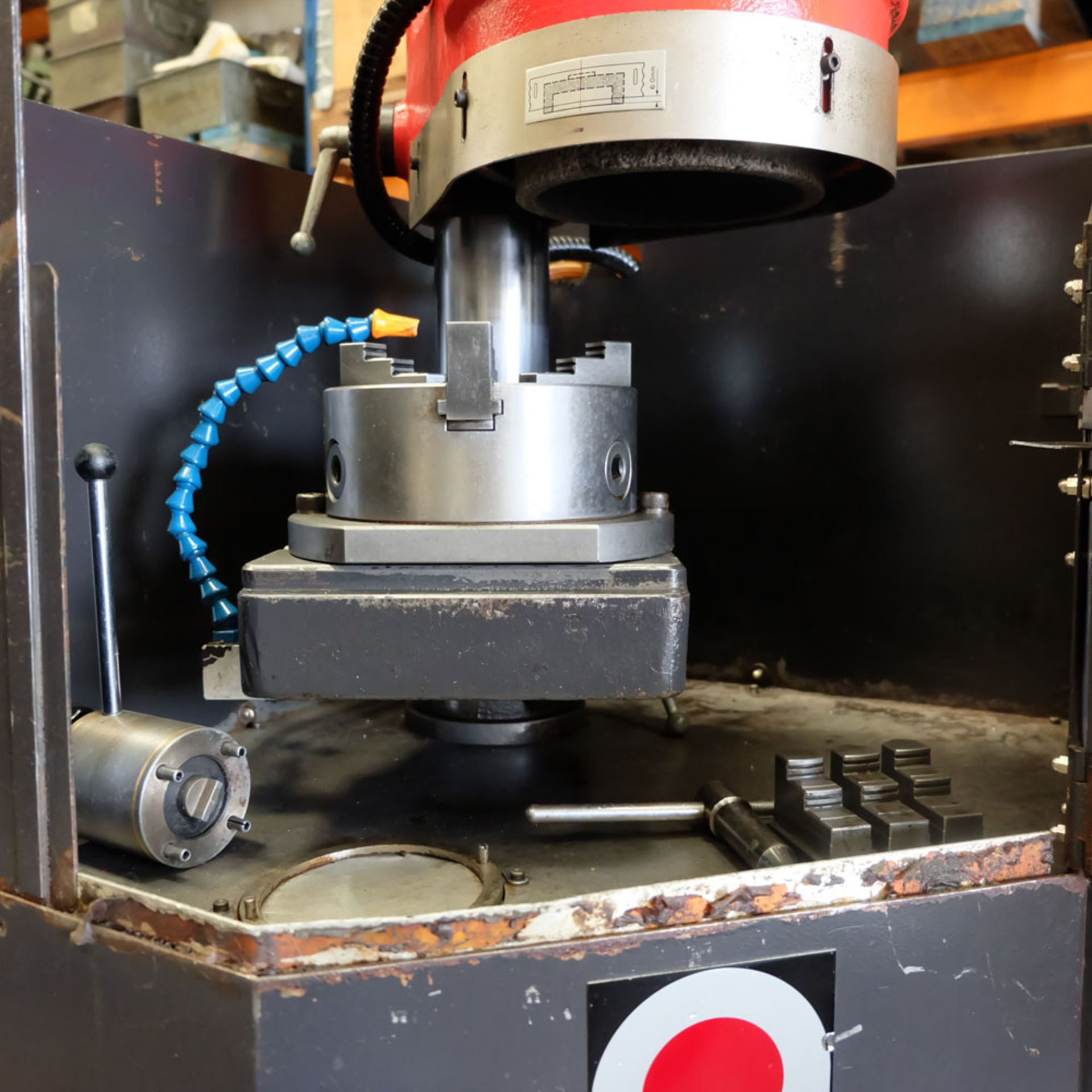 Amada TEG 160 ES - Tool Grinder. Grinding Capacity 160mm. Cup Wheel Diameter 180mm. - Image 9 of 9