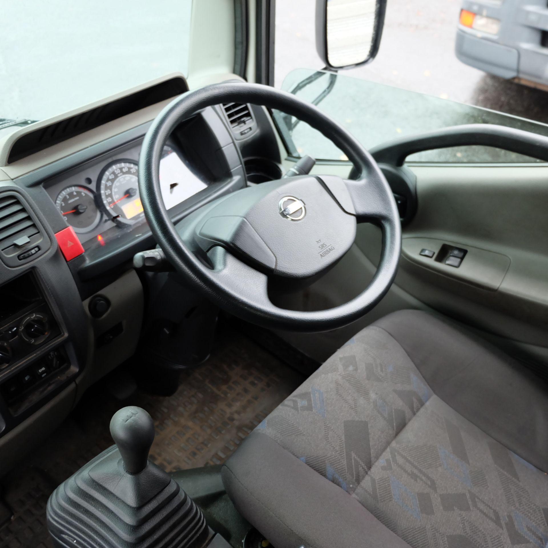 NISSAN CABSTAR 35.14 Rigid Bodied Curtain Truck. 3500KG Gross Weight. Sat Nav, Reversing Camera. - Image 11 of 14