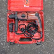 HILTI TE2-M Hammer Drill. Single Phase.