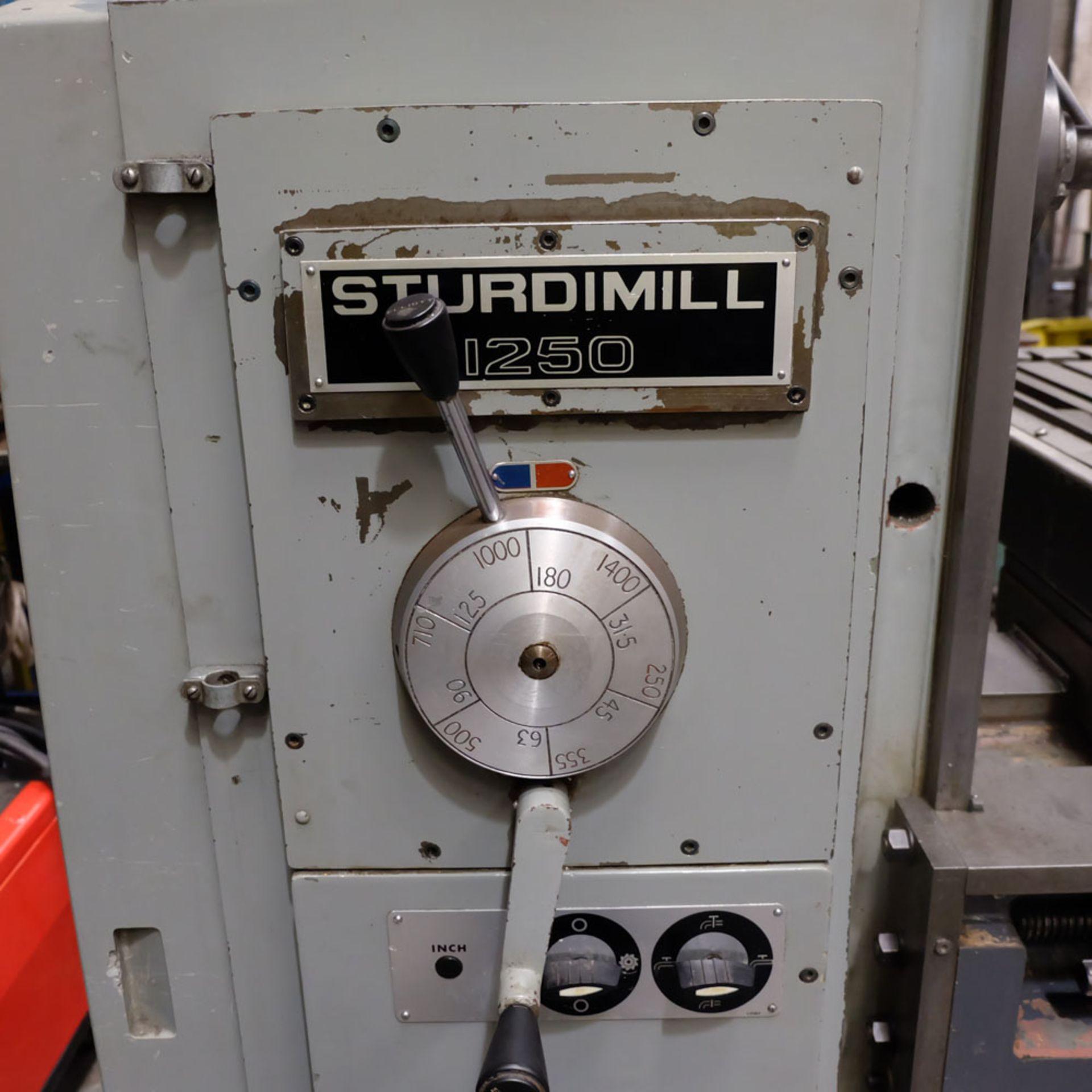 Elliott Horizontal Milling Machine. - Image 8 of 12