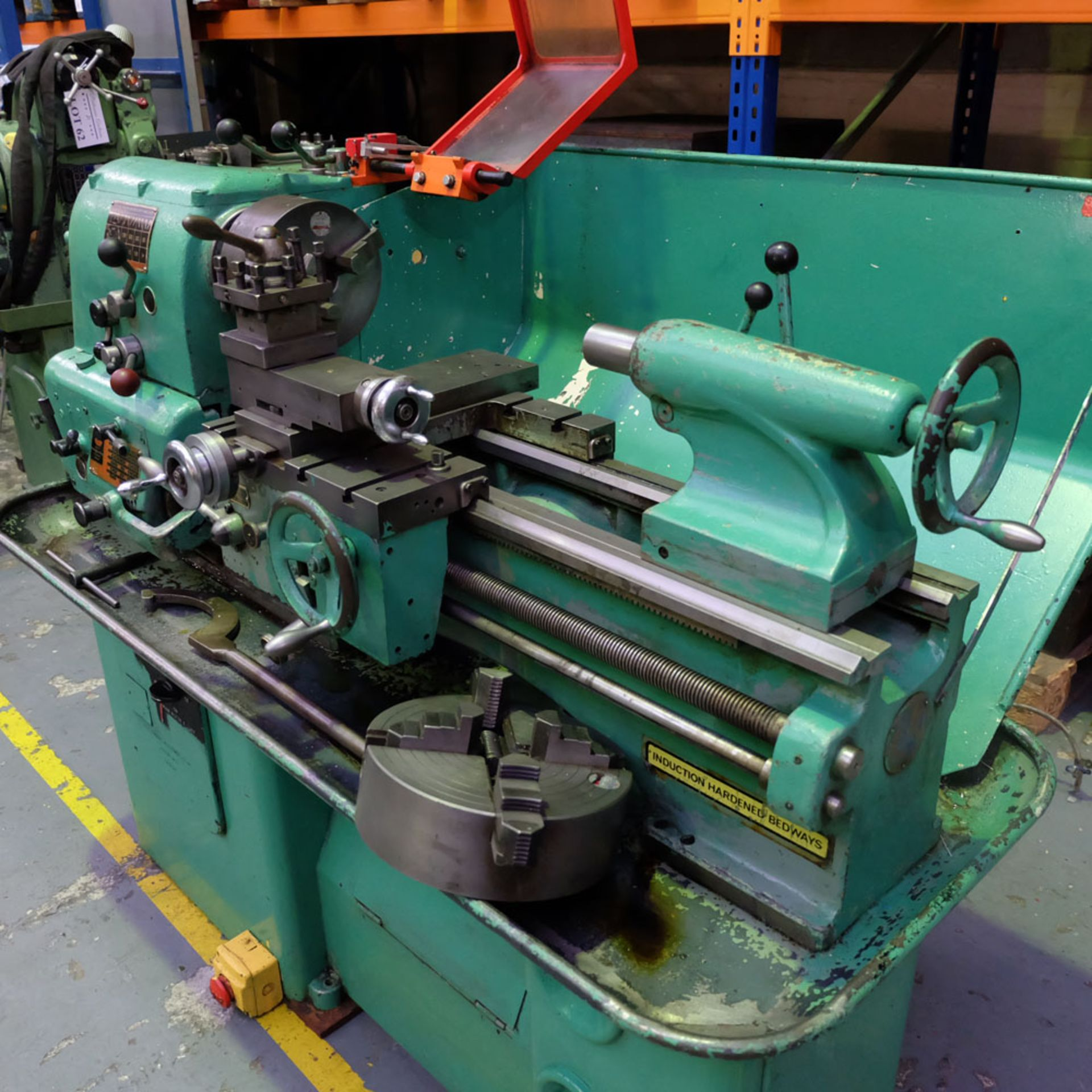 Colchester Student Roundhead Centre Lathe - Image 3 of 8