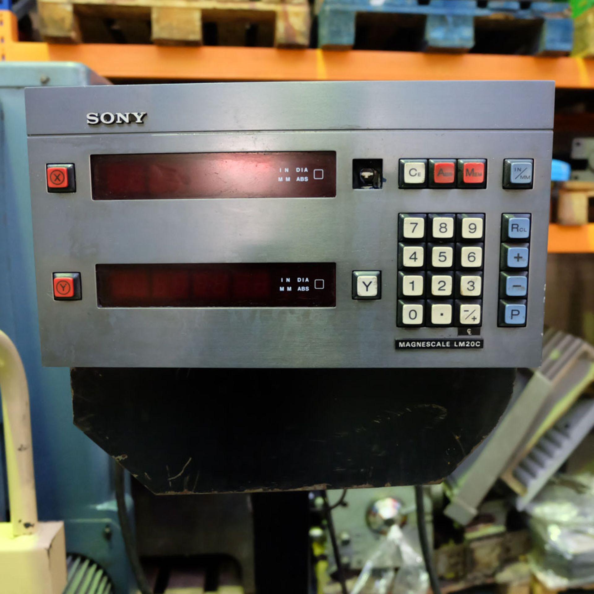 Amada D-750 Duplicator Punching Machine. - Image 14 of 18