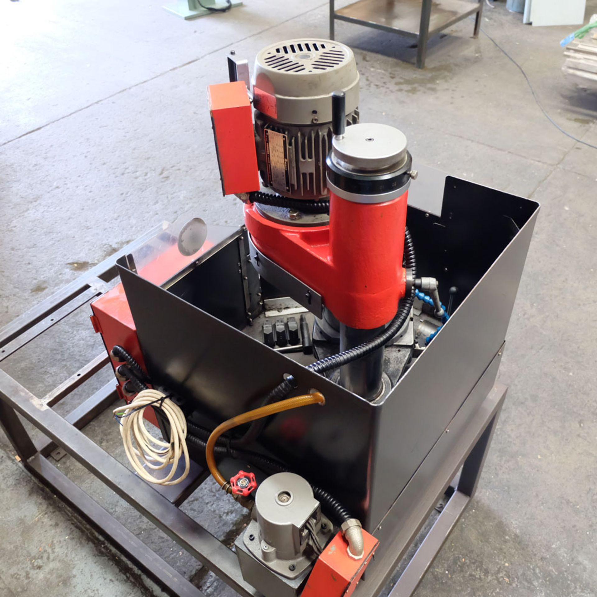Amada TEG 160 ES - Tool Grinder. Grinding Capacity 160mm. Cup Wheel Diameter 180mm. - Image 8 of 9