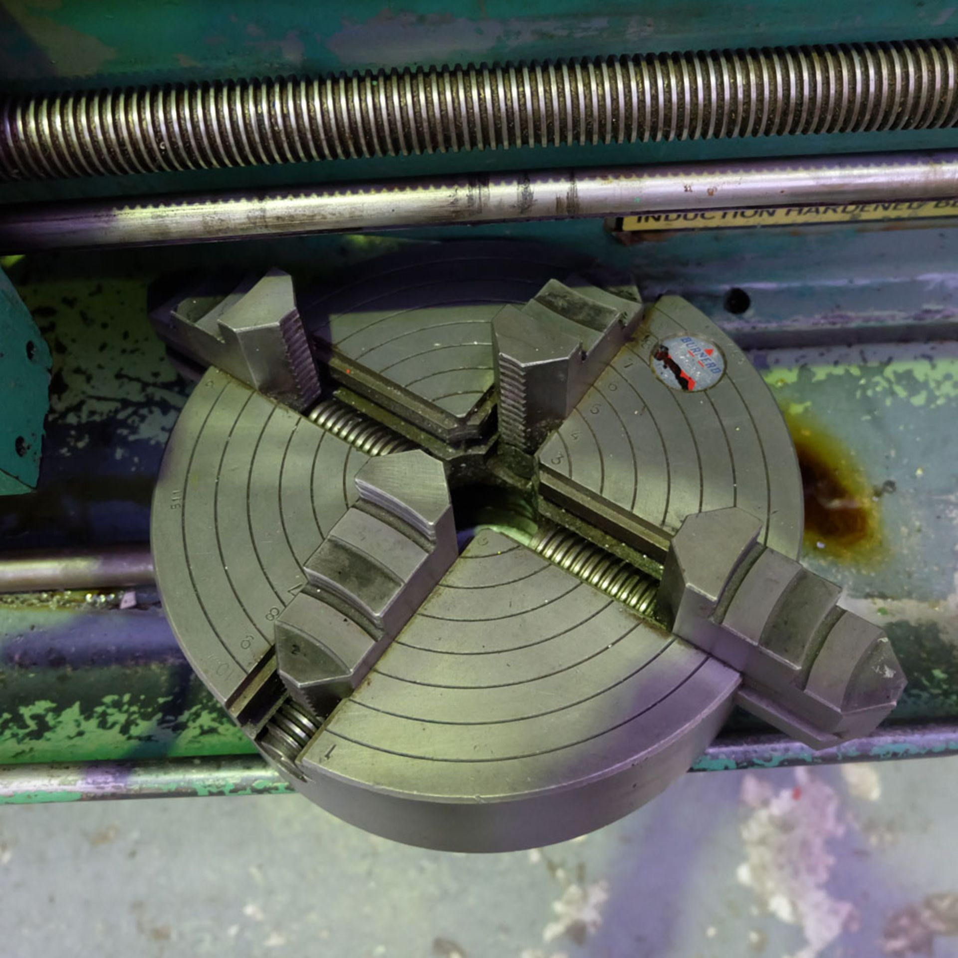 Colchester Student Roundhead Centre Lathe - Image 6 of 8
