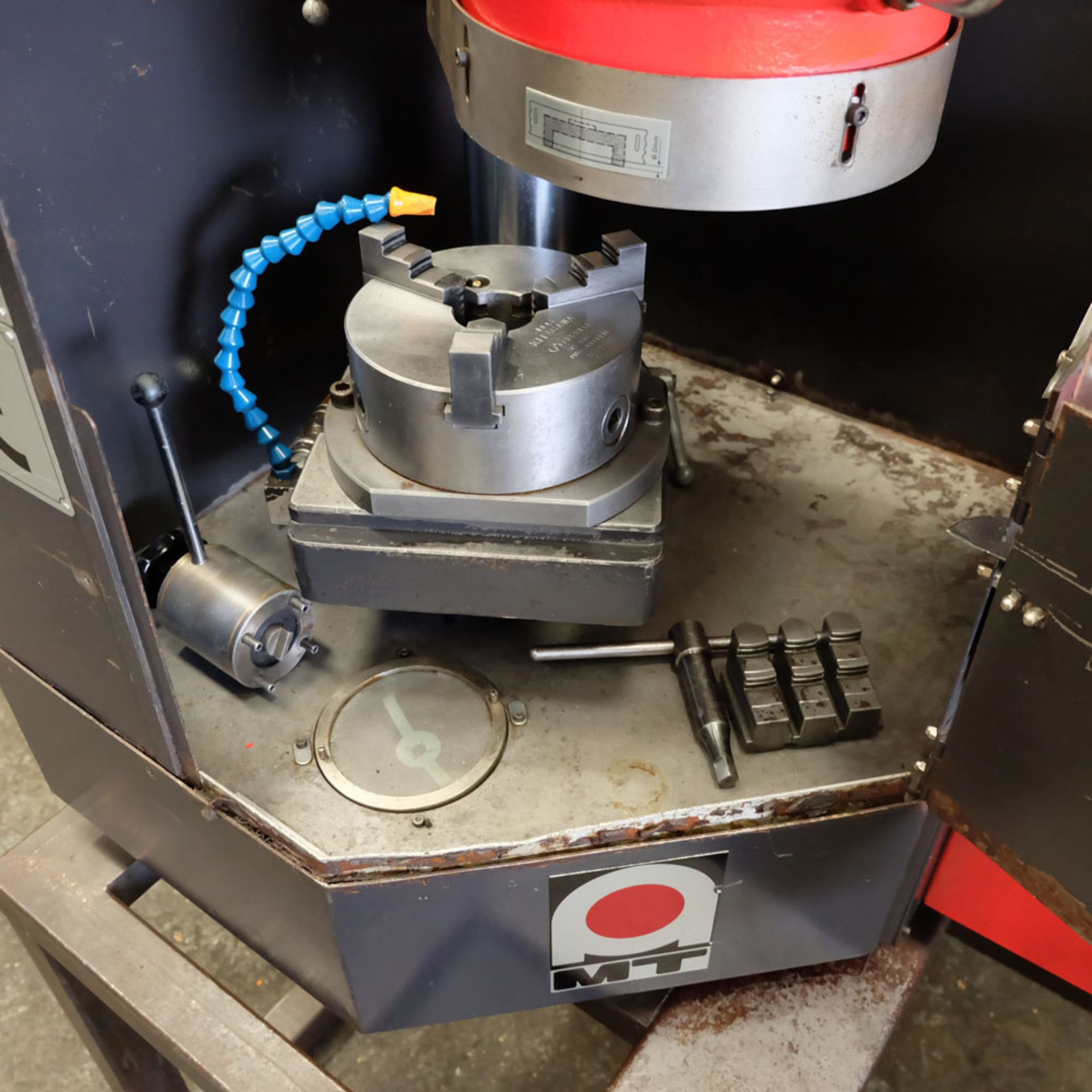 Amada TEG 160 ES - Tool Grinder. Grinding Capacity 160mm. Cup Wheel Diameter 180mm. - Image 5 of 9