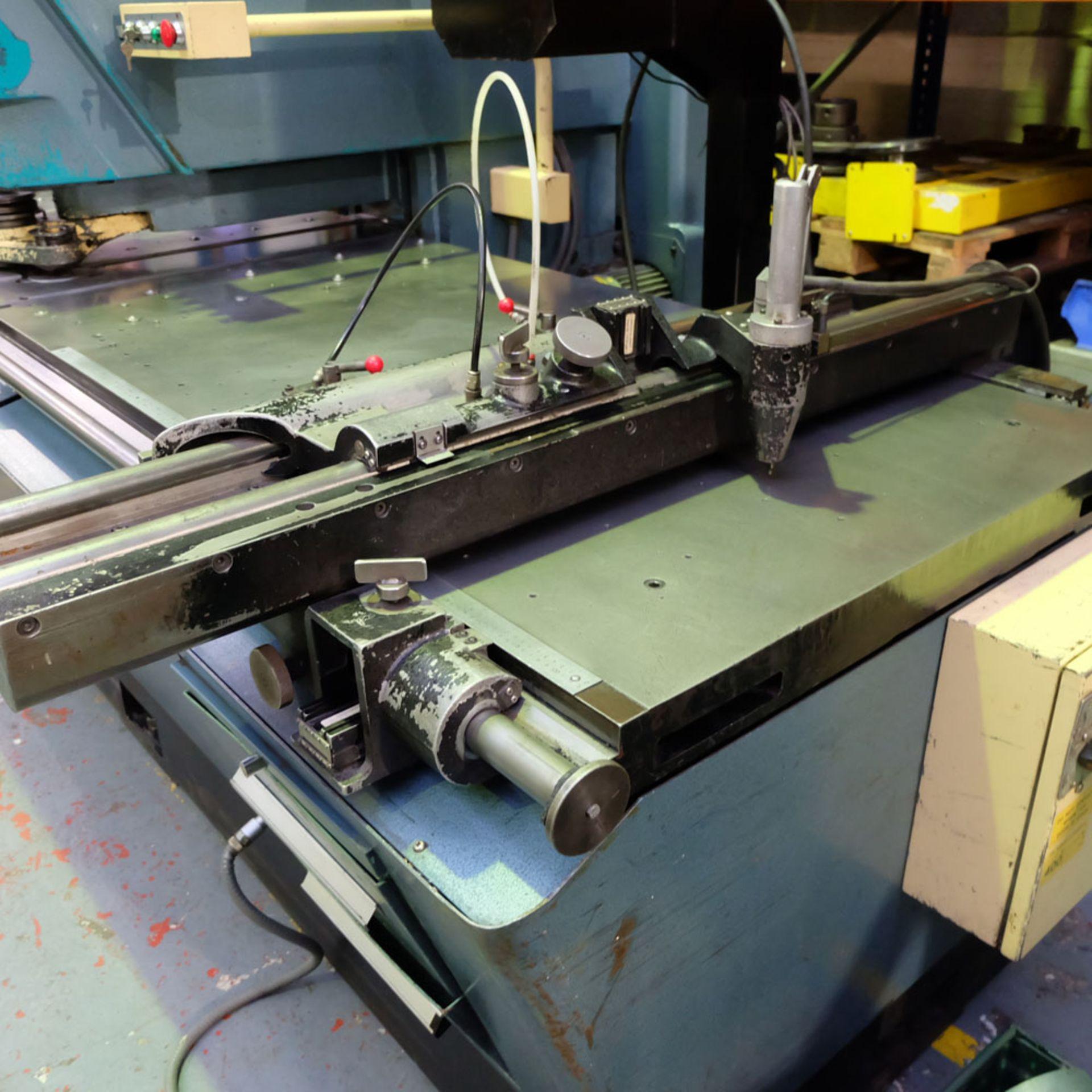 Amada D-750 Duplicator Punching Machine. - Image 9 of 18