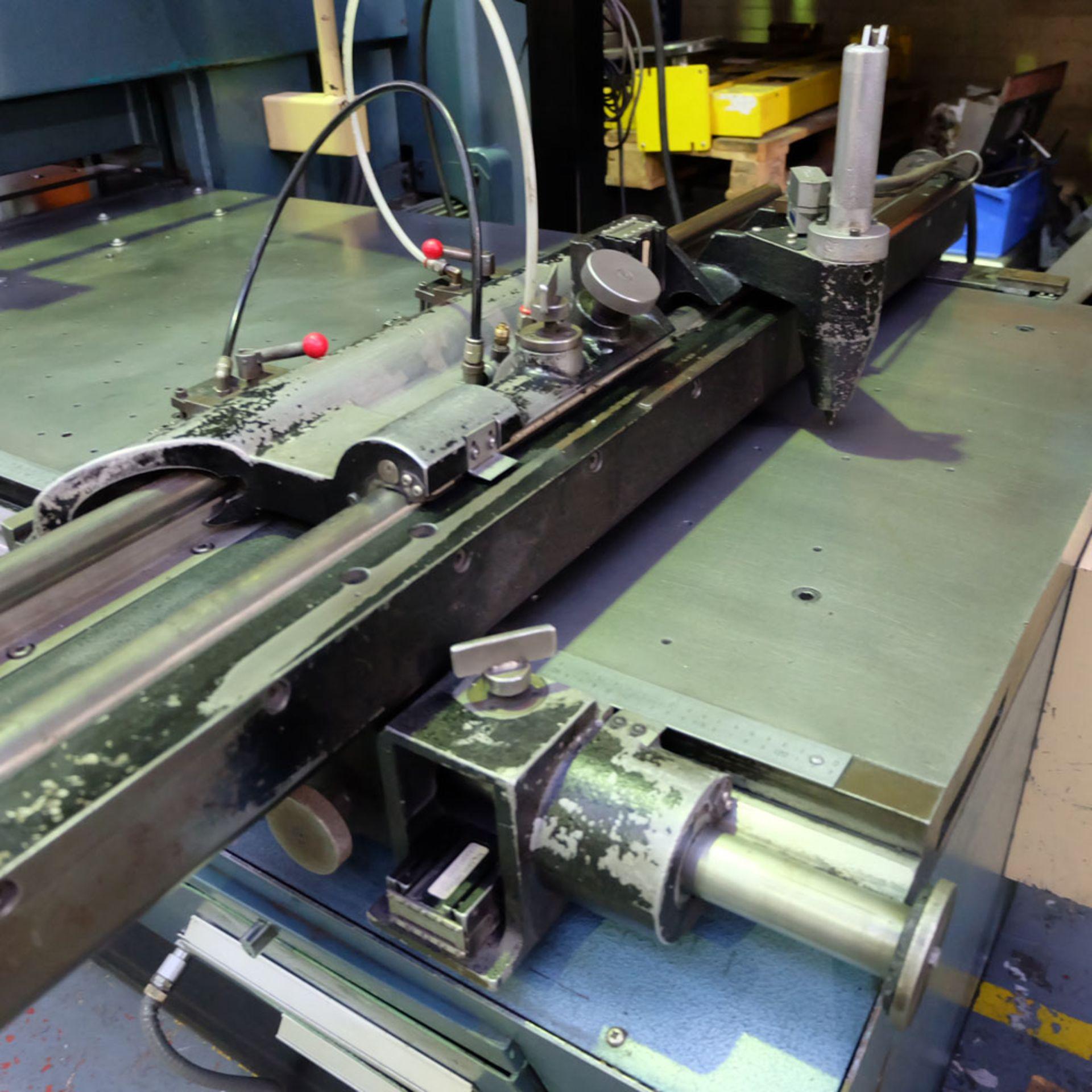Amada D-750 Duplicator Punching Machine. - Image 10 of 18