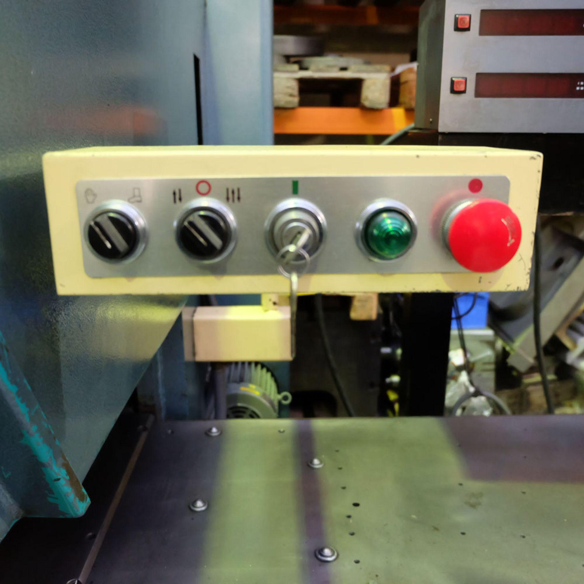Amada D-750 Duplicator Punching Machine. - Image 6 of 18