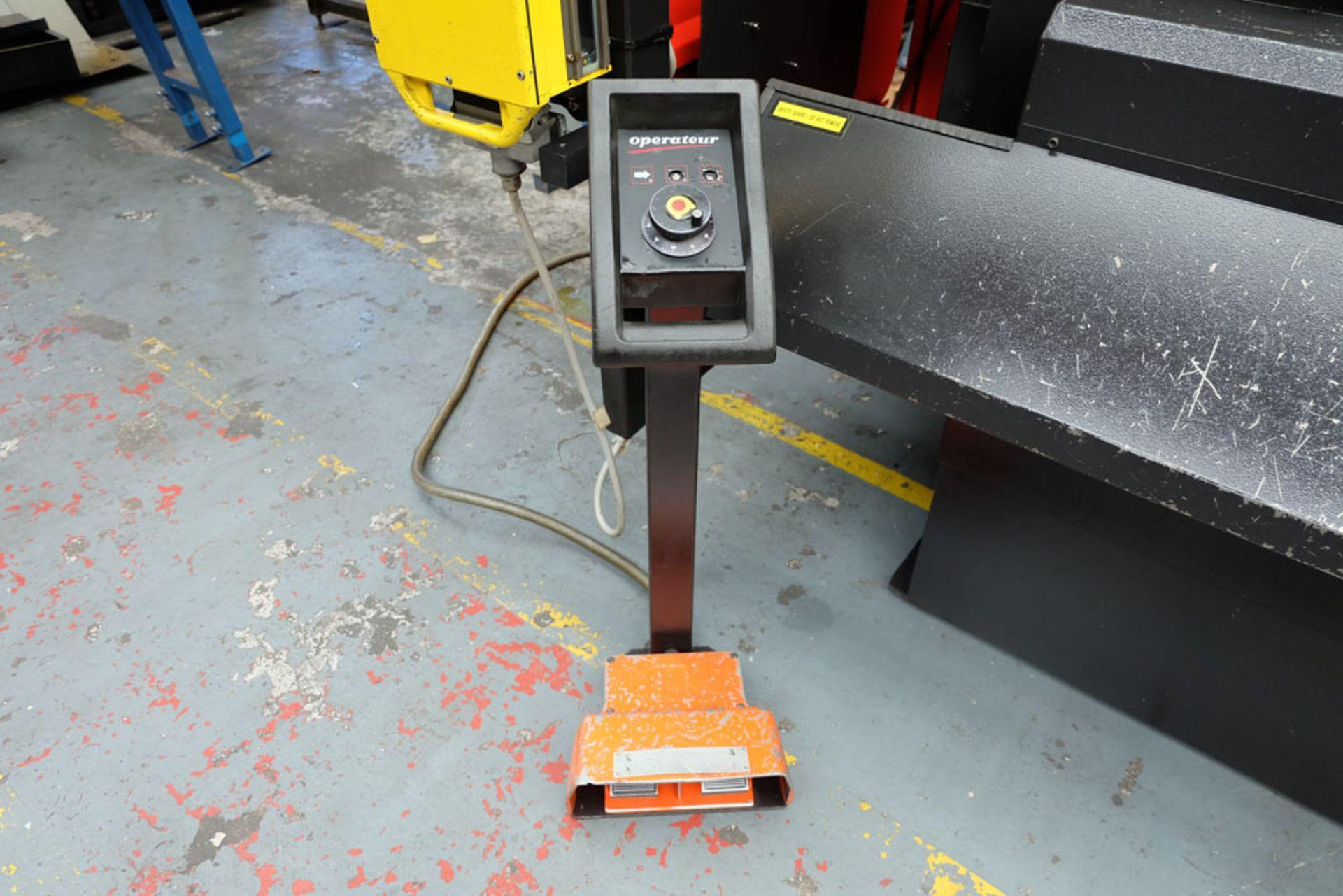 Amada ITS2 50-20 Press Brake. Capacity 2000mm x 50 Ton. - Image 6 of 17