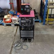 Thermal Arc Fabricator. 360E Mig Welding Unit. With VF2C Wire Feeder. Max 360 Amp.