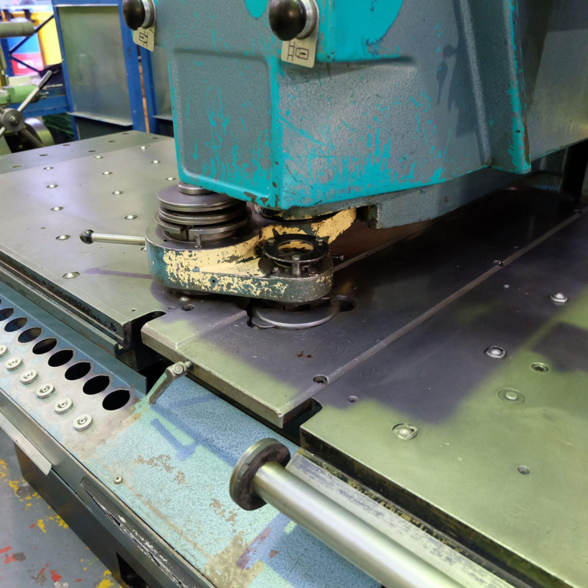 Amada D-750 Duplicator Punching Machine. - Image 5 of 18