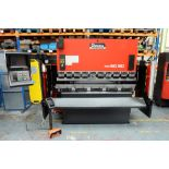 Amada ITS2 50-20 Press Brake. Capacity 2000mm x 50 Ton.