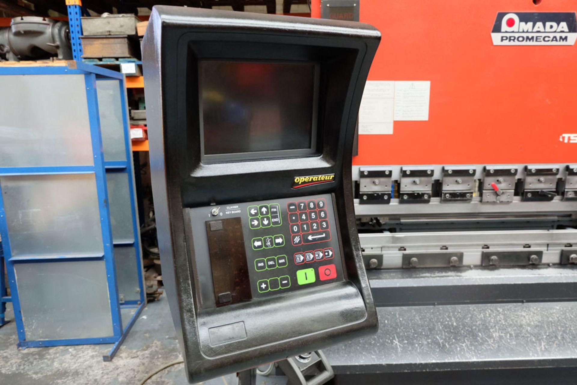 Amada ITS2 50-20 Press Brake. Capacity 2000mm x 50 Ton. - Image 4 of 17