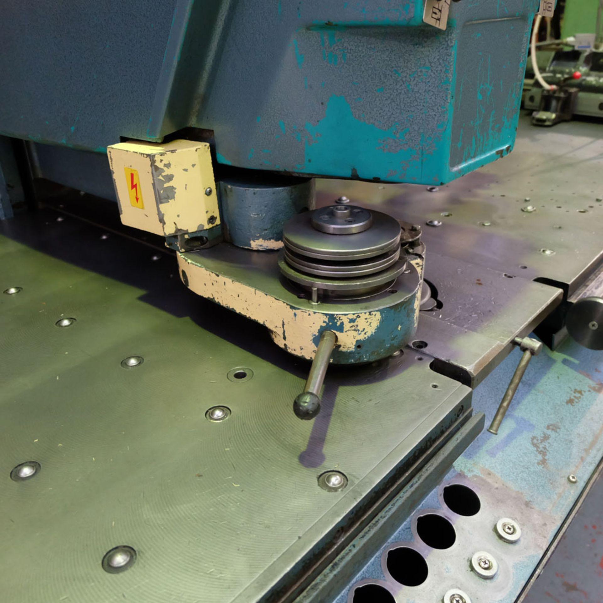 Amada D-750 Duplicator Punching Machine. - Image 4 of 18